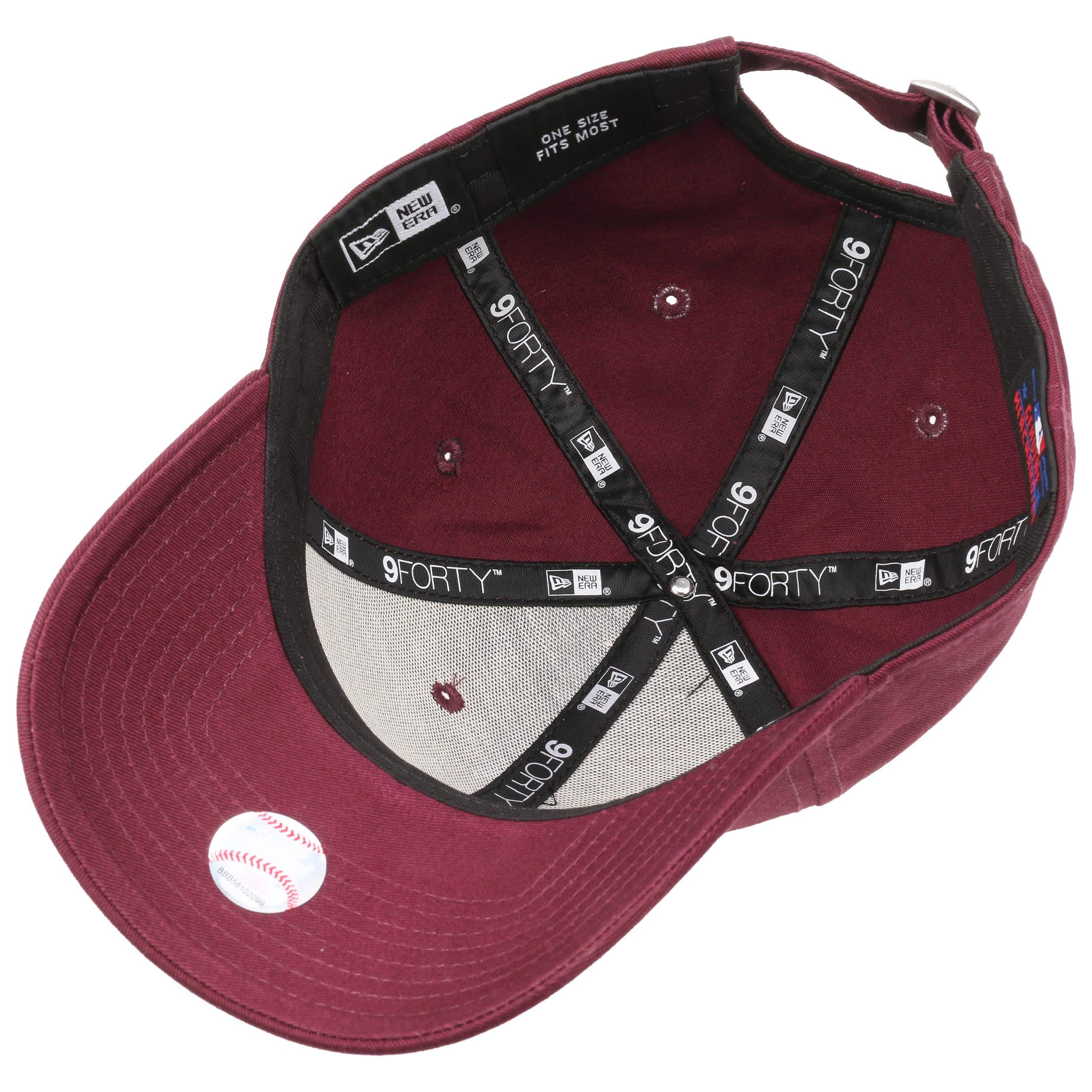 ... light brown 2 · 9Forty League Essential NY Cap by New Era - bordeaux 2  ... ed8e8772fa2