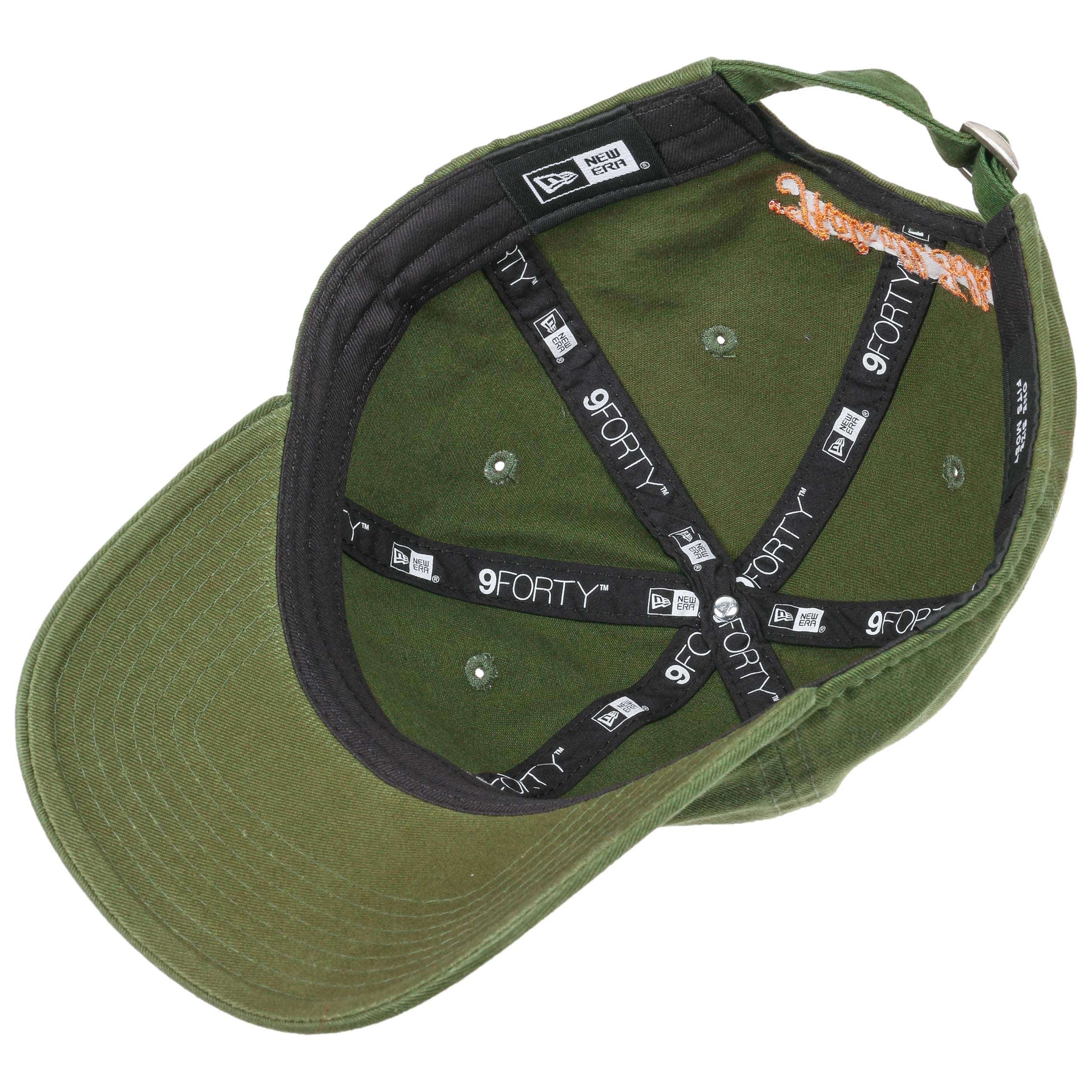 ... 9Forty Looney Tunes Daffy Duck Cap by New Era - olive 2 ... 8a9901f427a