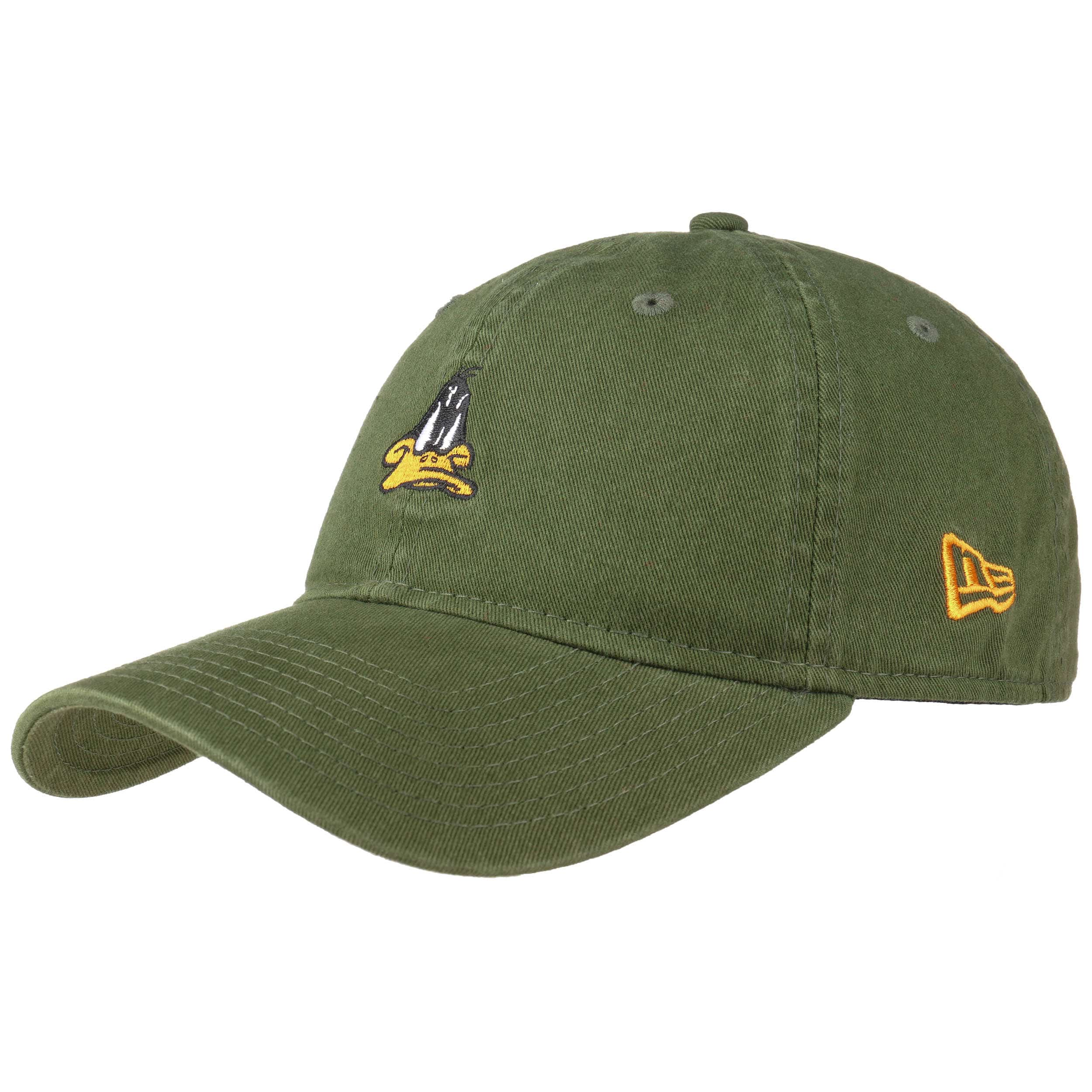 ... 9Forty Looney Tunes Daffy Duck Cap by New Era - olive 6 b58553ea561