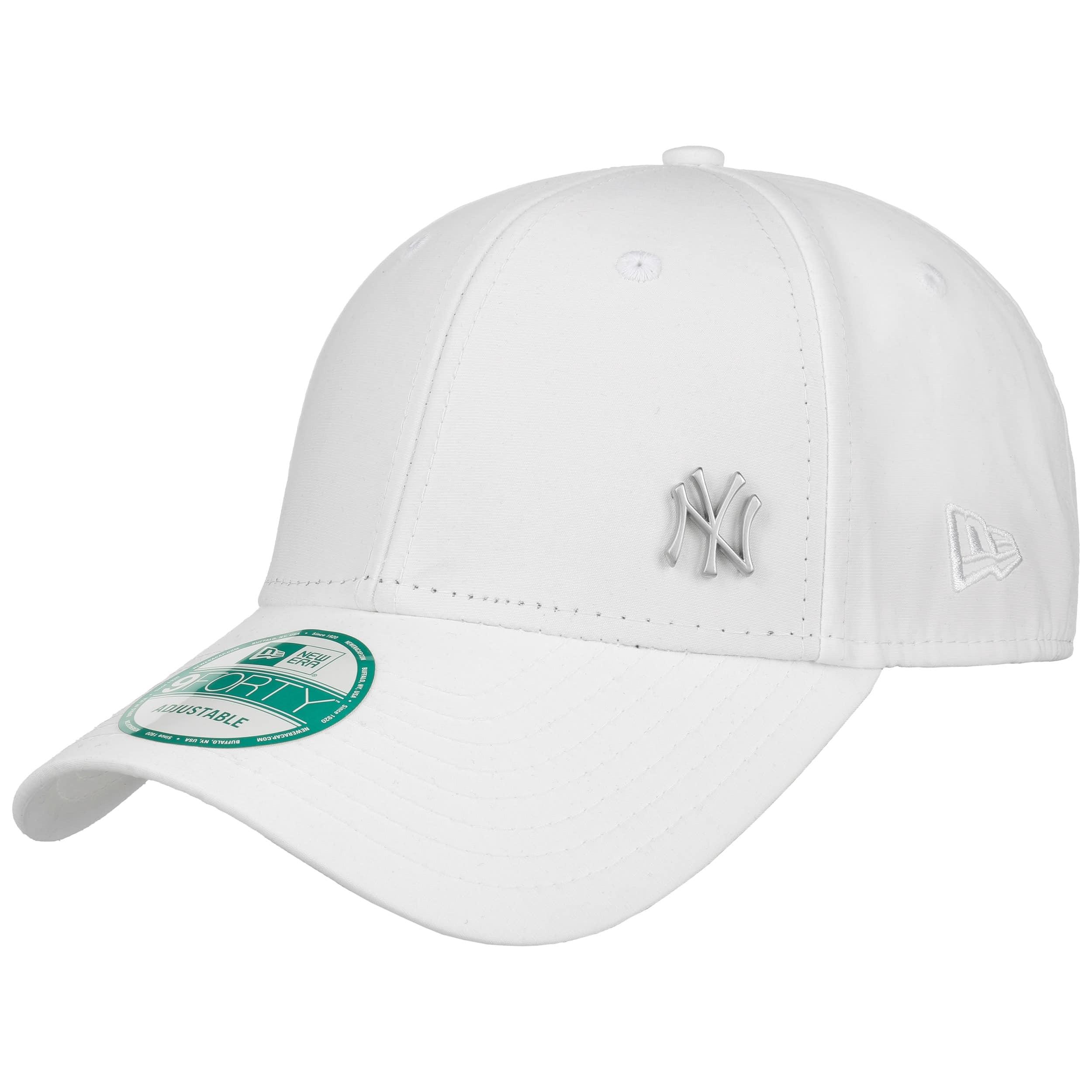 ... 9Forty NY Yankees Strapback Cap by New Era - white 7 45a17e4f090