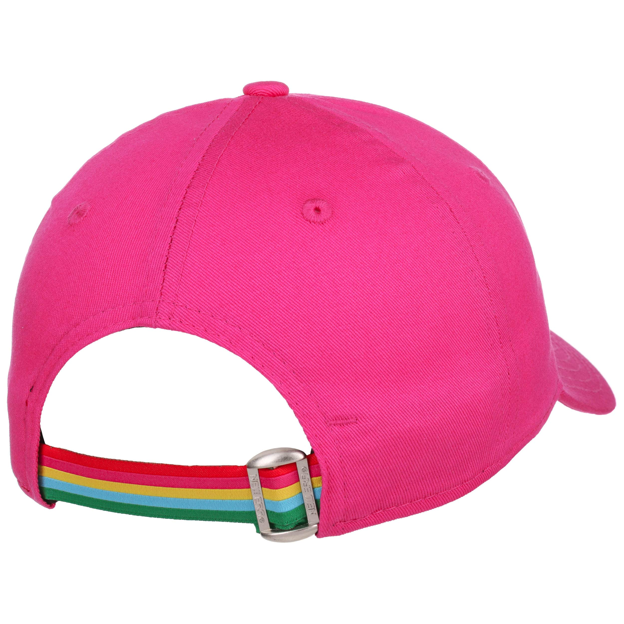 167ee8f431 ... 9Forty Rainbow Hearts Yankees Cap by New Era - pink 1 ...