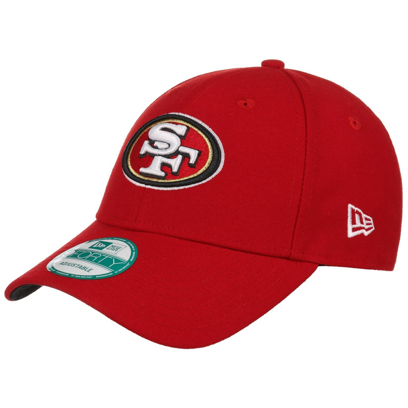 cd1d9700 ... 9Forty San Francisco 49ers Cap by New Era - red 5