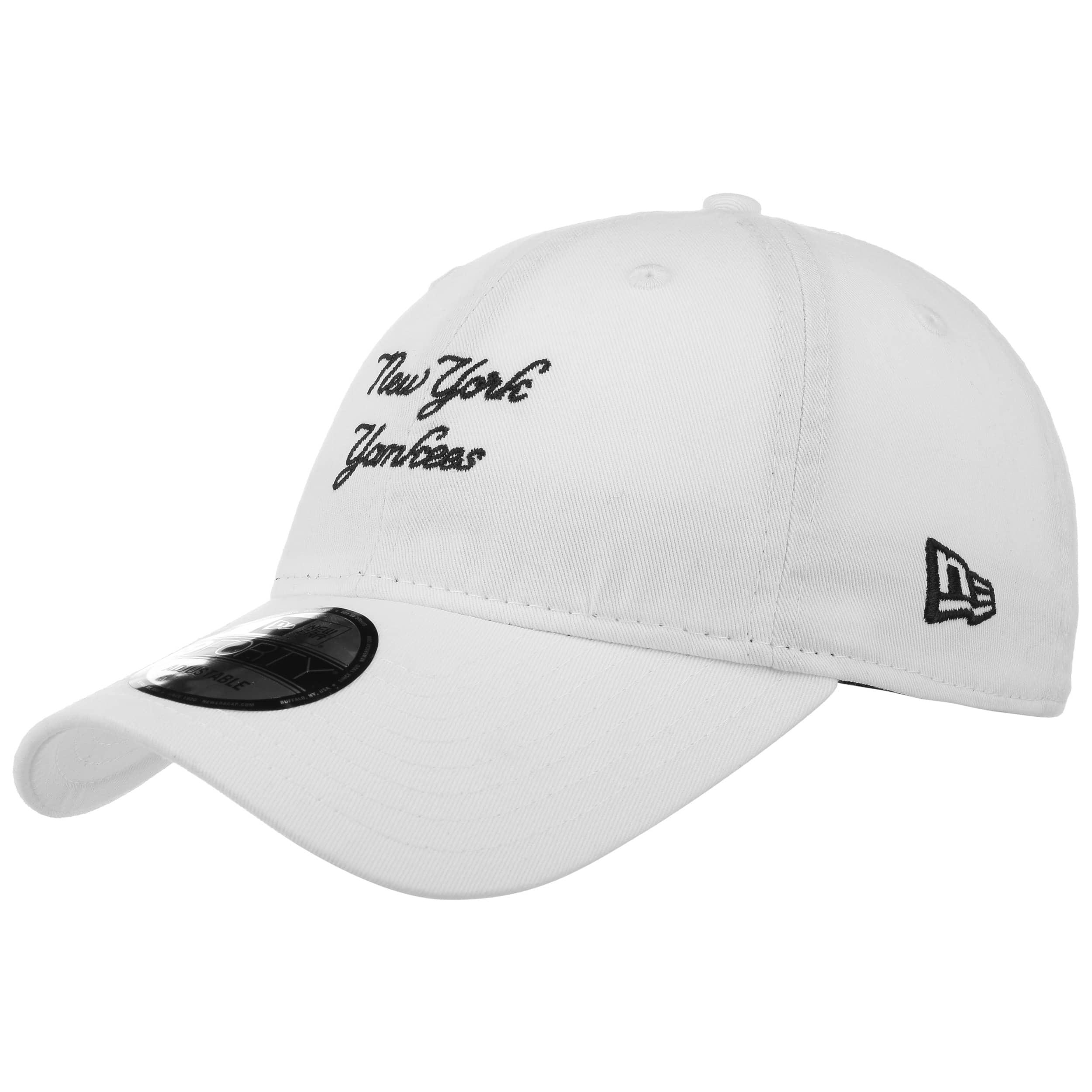 df470b46d42 ... 9Forty Sunbleach NY Yankees Cap by New Era - white 6 ...