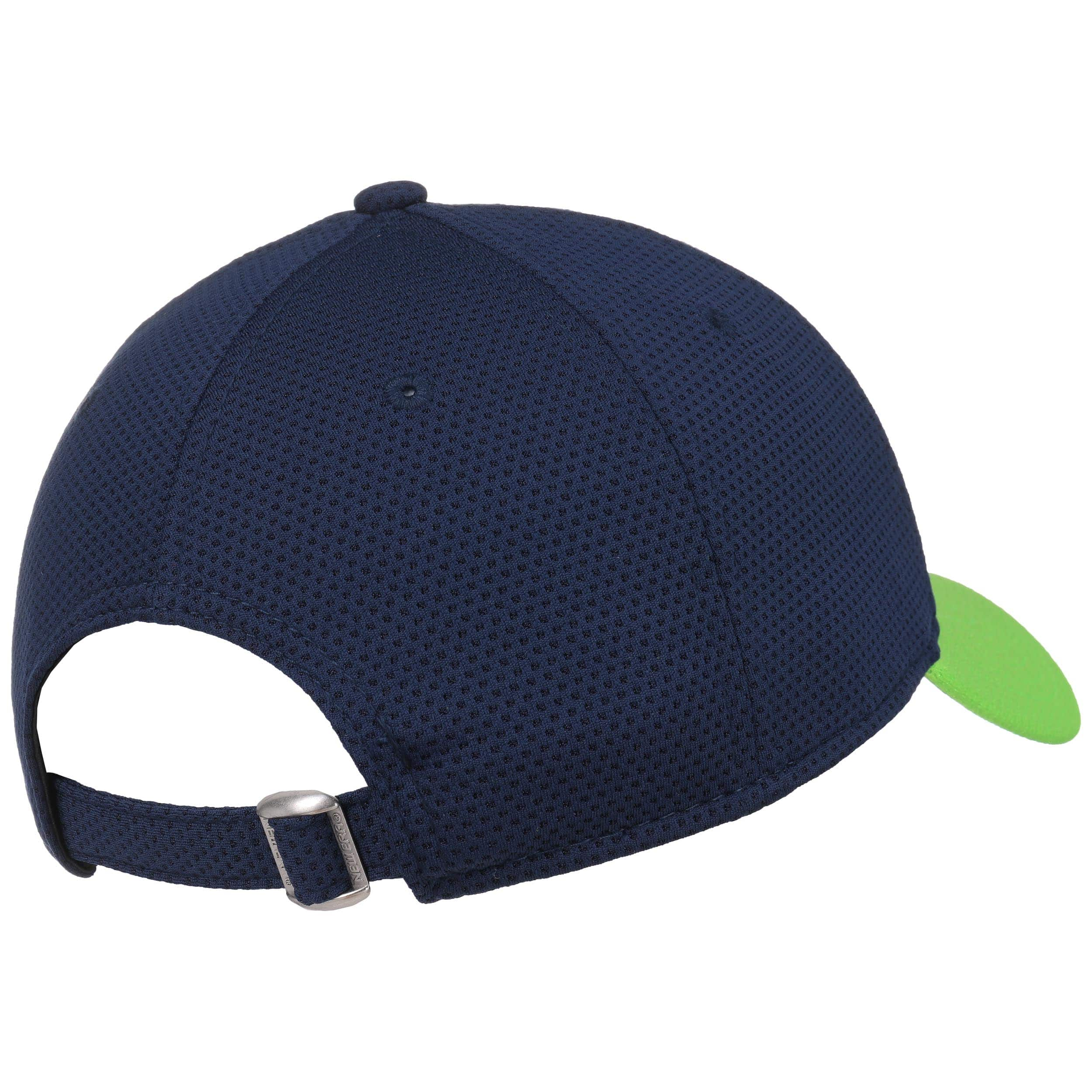 056ded90c ... 9Forty Team Mesh Seahawks Cap by New Era - navy 3 ...