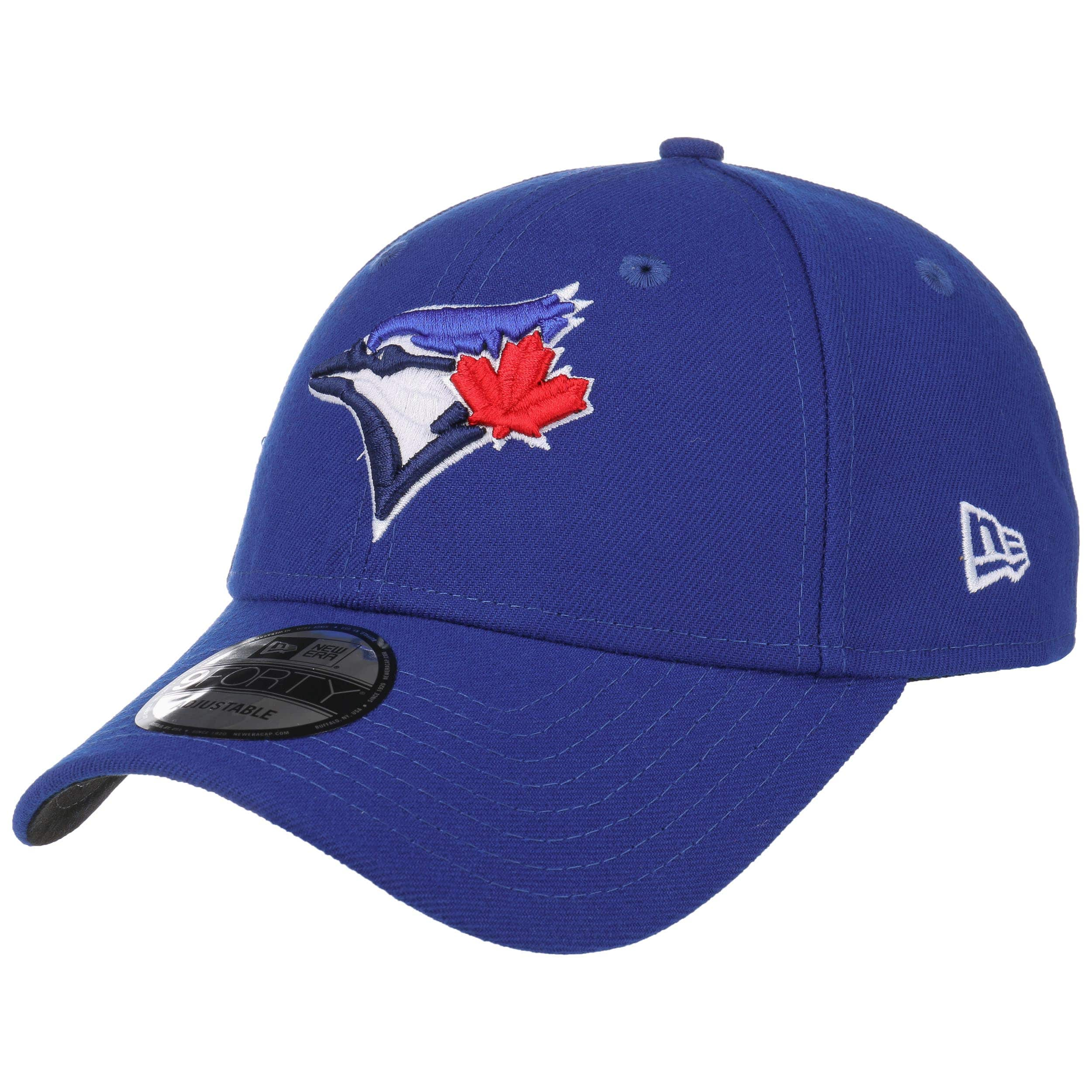 5c4158cee0a 9Forty The League Blue Jays Cap. by New Era