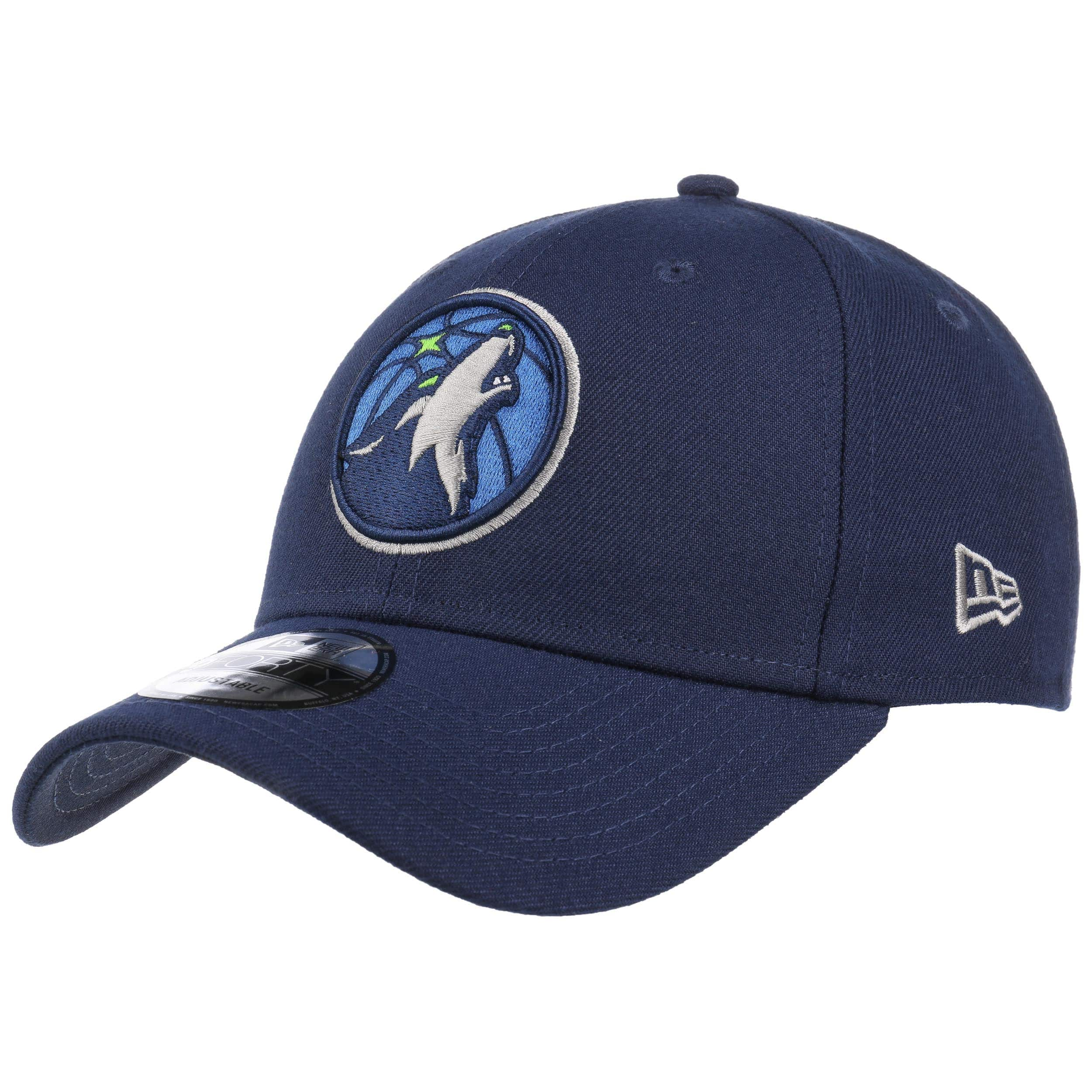 ... 9Forty The League Timberwolves Cap by New Era - navy 6 8a41a683851