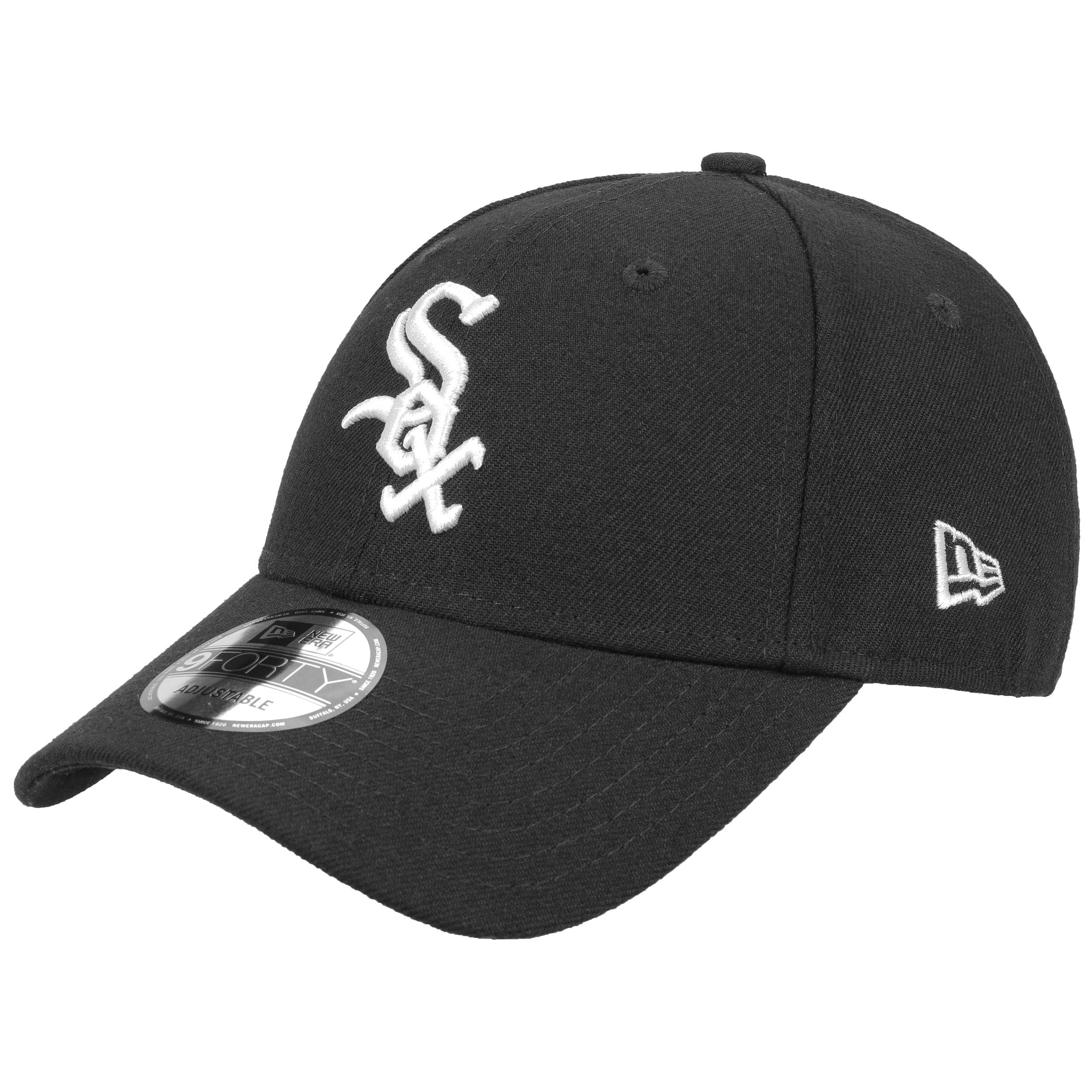 219330c19ee15 9Forty The League White Sox Cap by New Era, GBP 17,95 --  Hats, caps ...