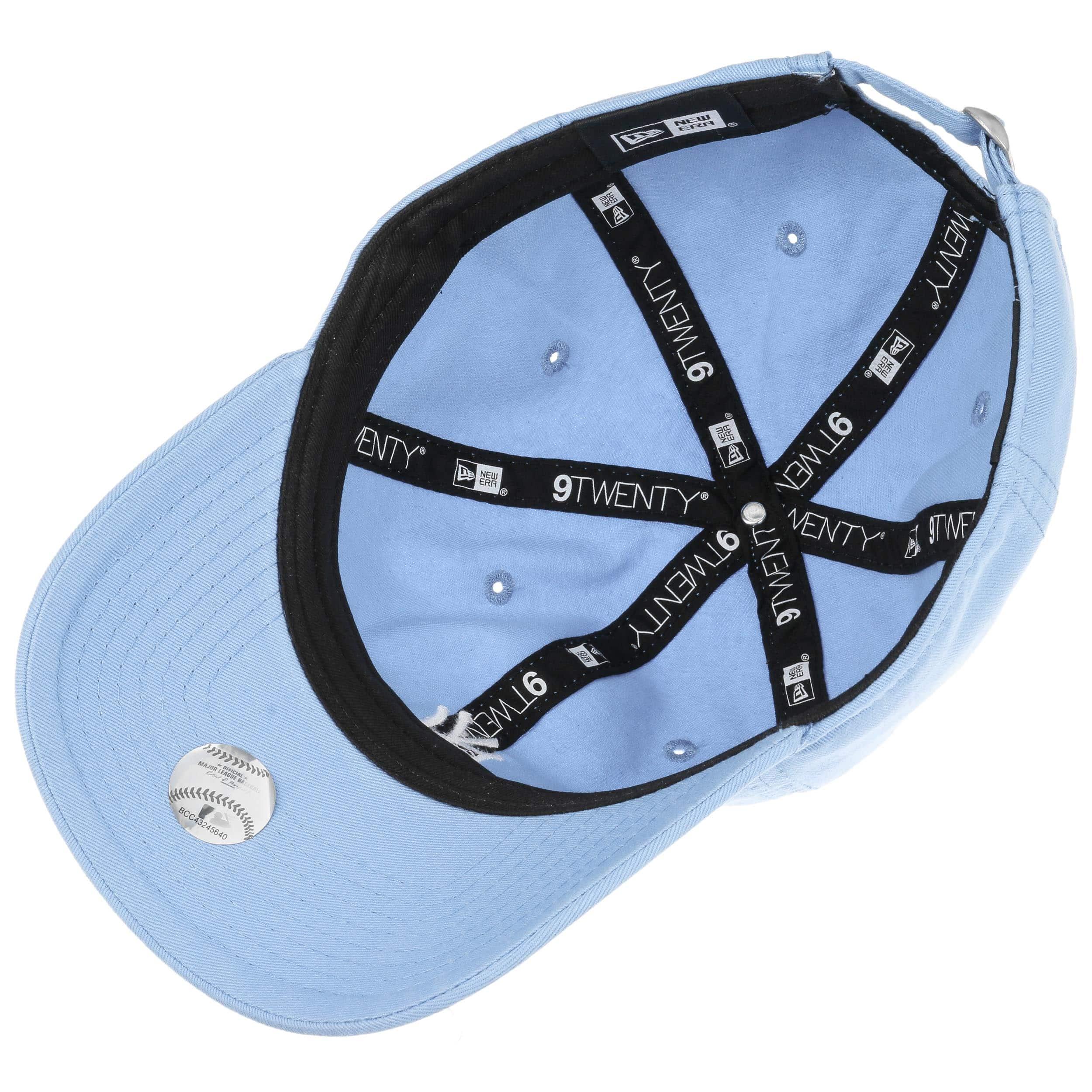 b1a76fe9175 ... 9Twenty NY Yankees Pastel Cap by New Era - light blue 2 ...