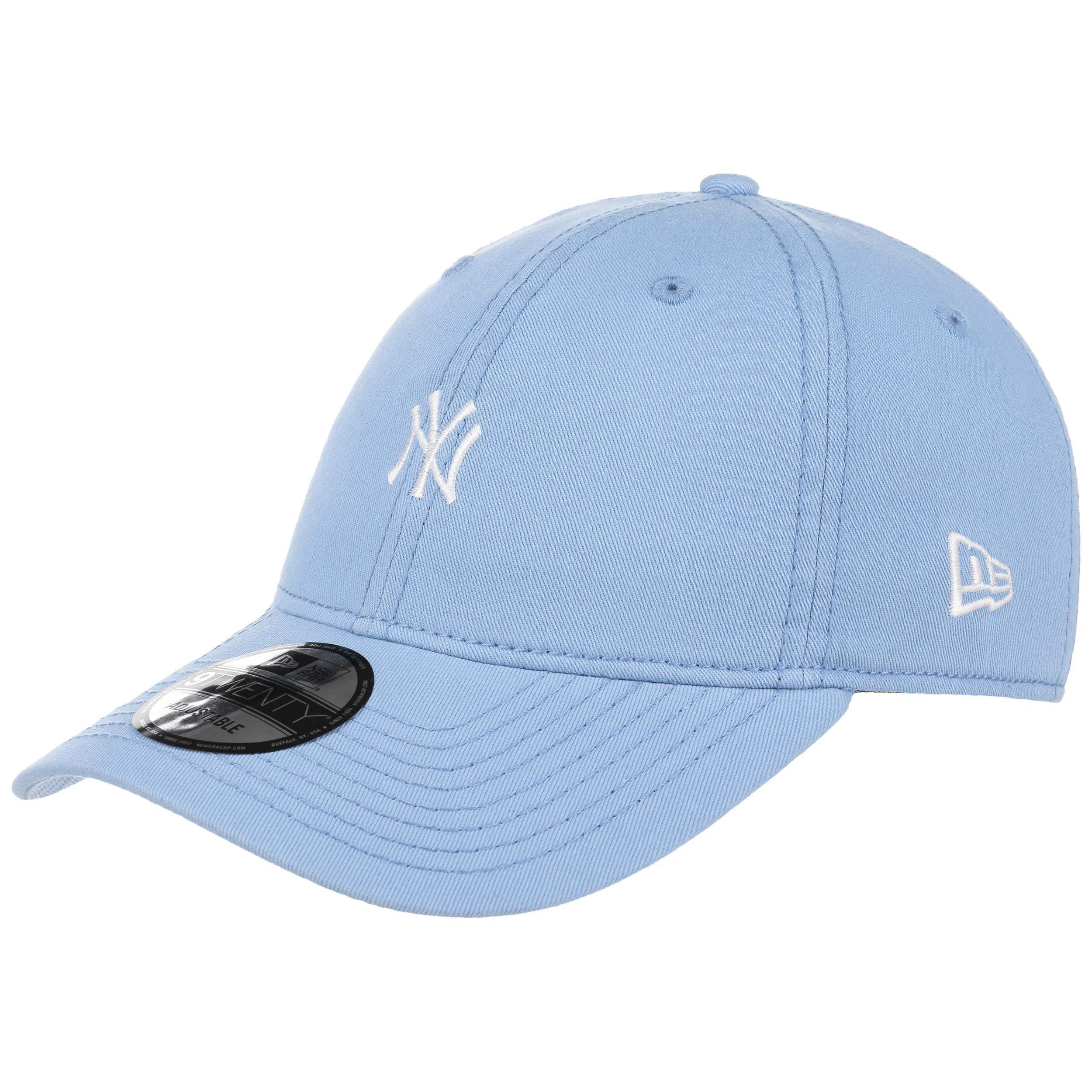040faedff3e ... 9Twenty NY Yankees Pastel Cap by New Era - light blue 6