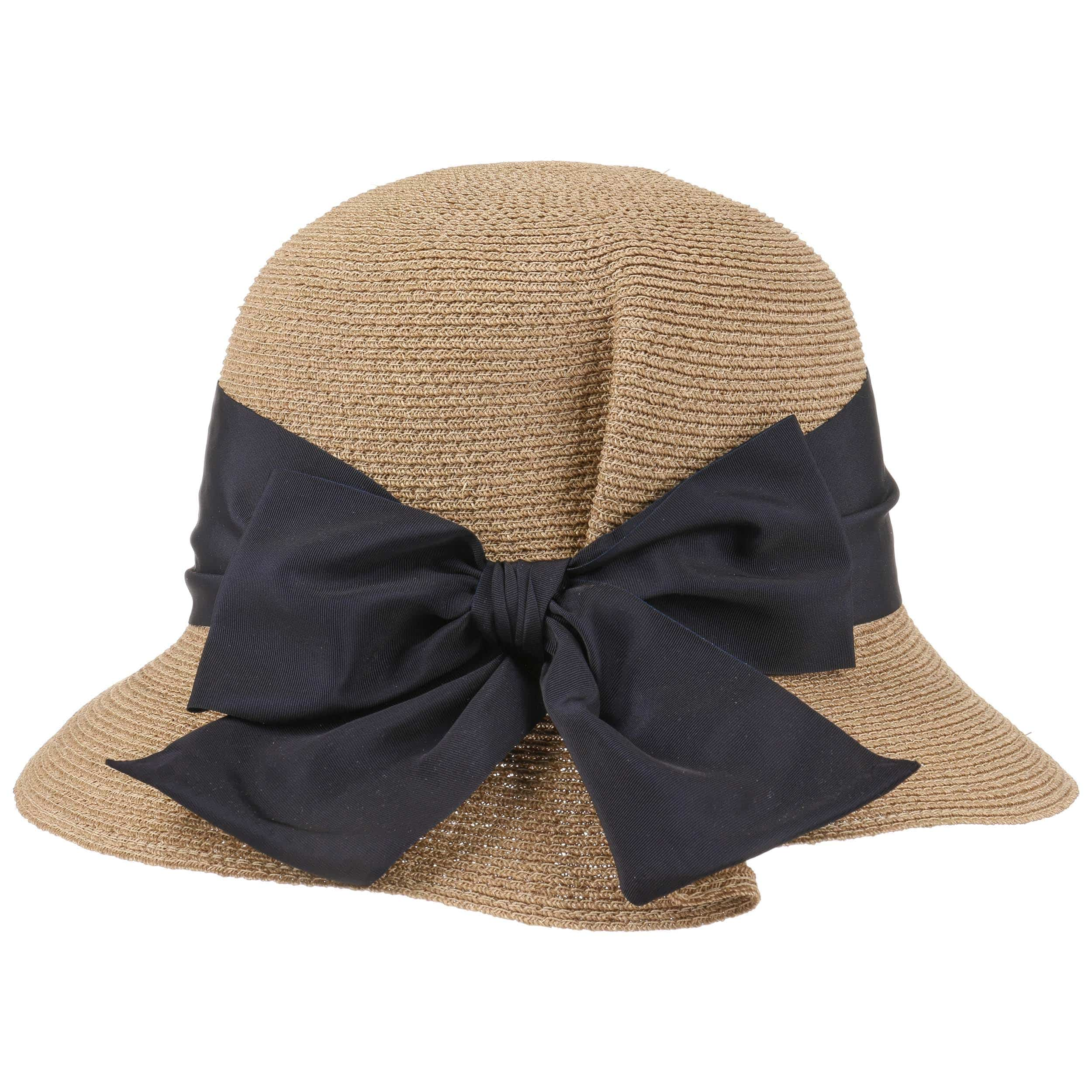 ... Abacá Women´s Hat with Bow by GREVI - nature 6 637dbf76c228