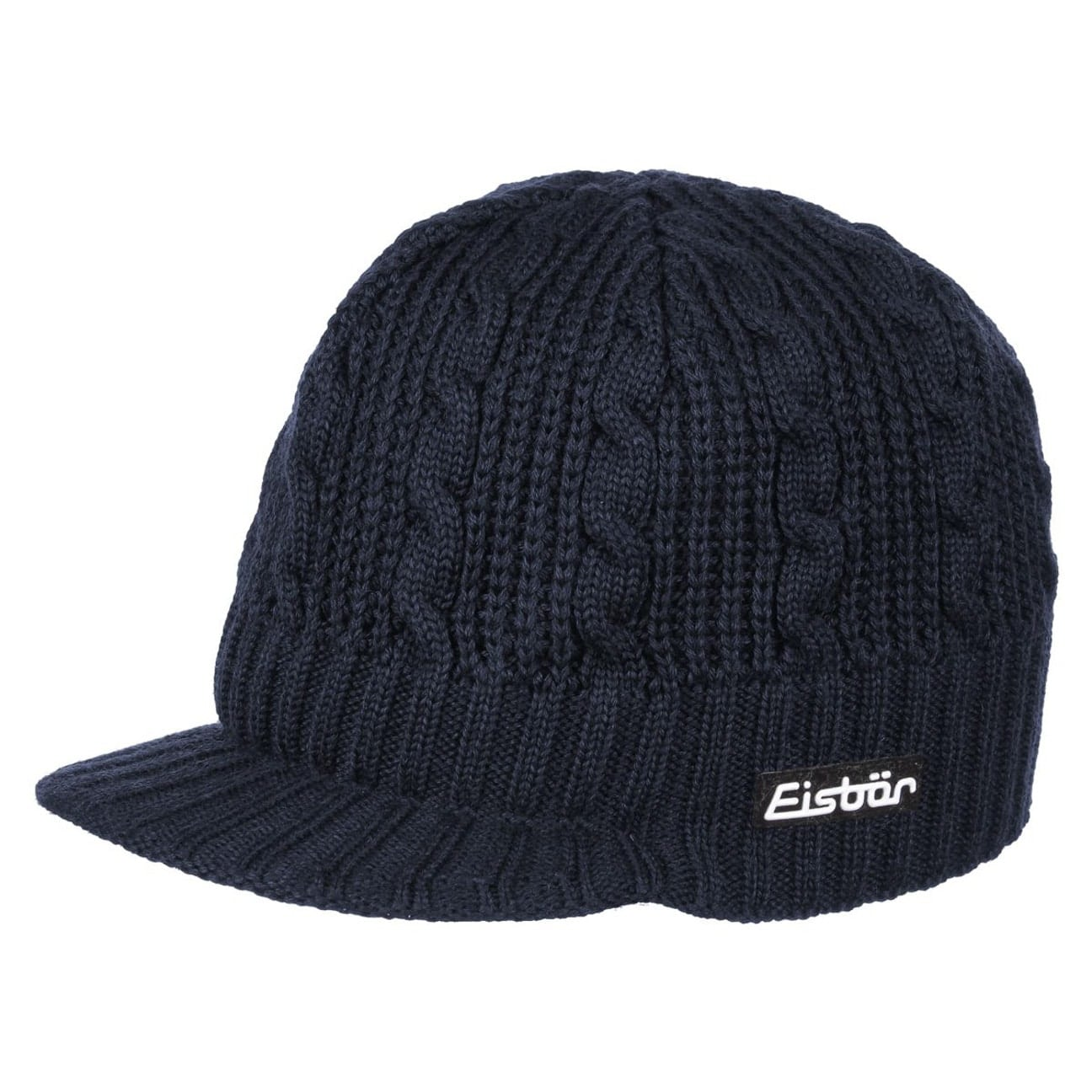 8ee220ec4b8 Agor Peaked Pull On Hat by Eisbär