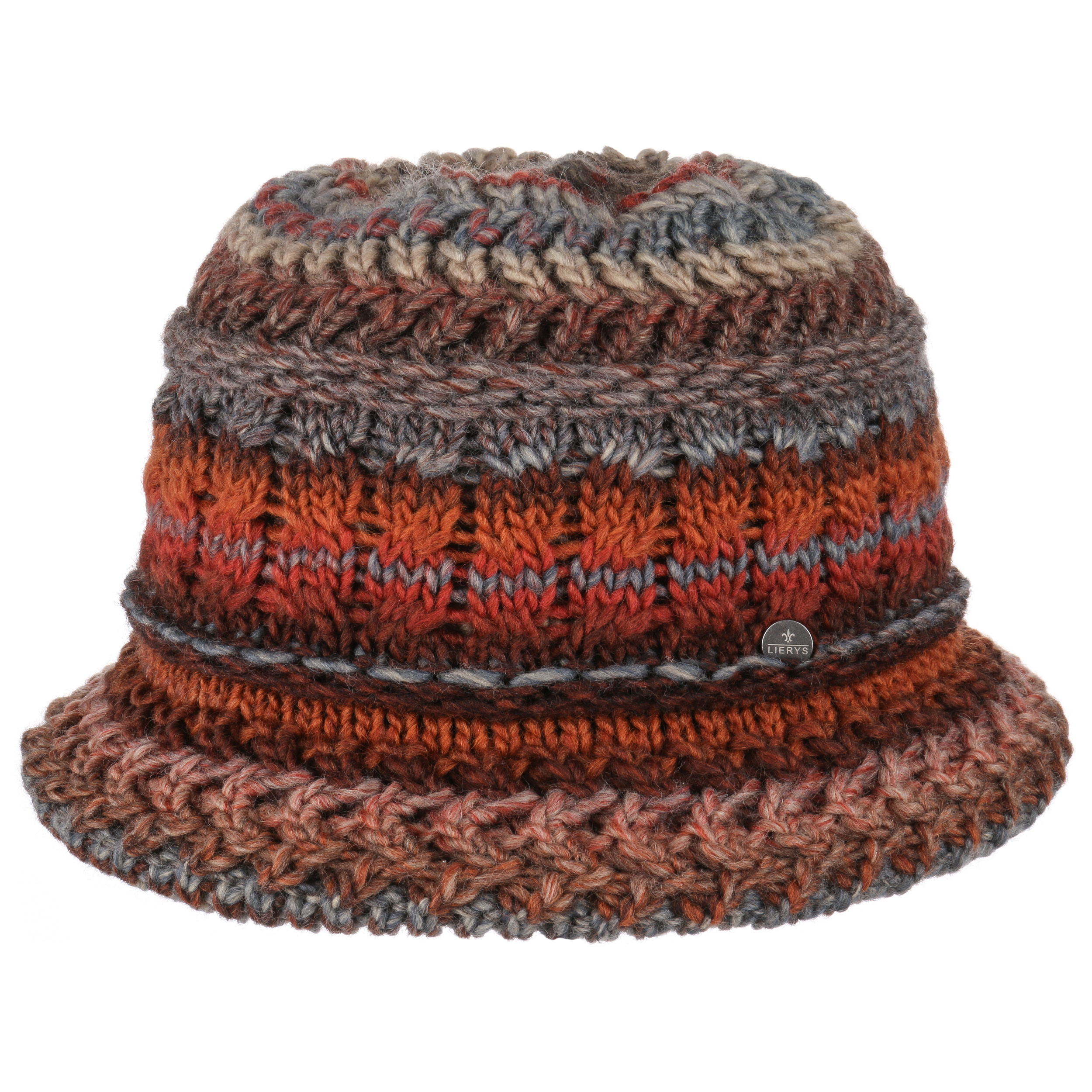 Amila Knit Hat with Velvet Band by Lierys Cloth hats Lierys BFdbMi