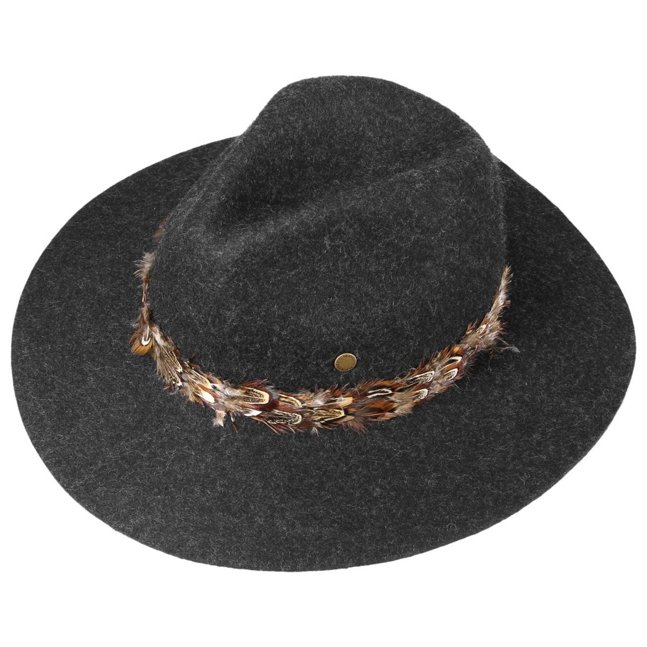 9b05da08 ... Alexia Women´s Hat by Barts - anthracite 2 ...