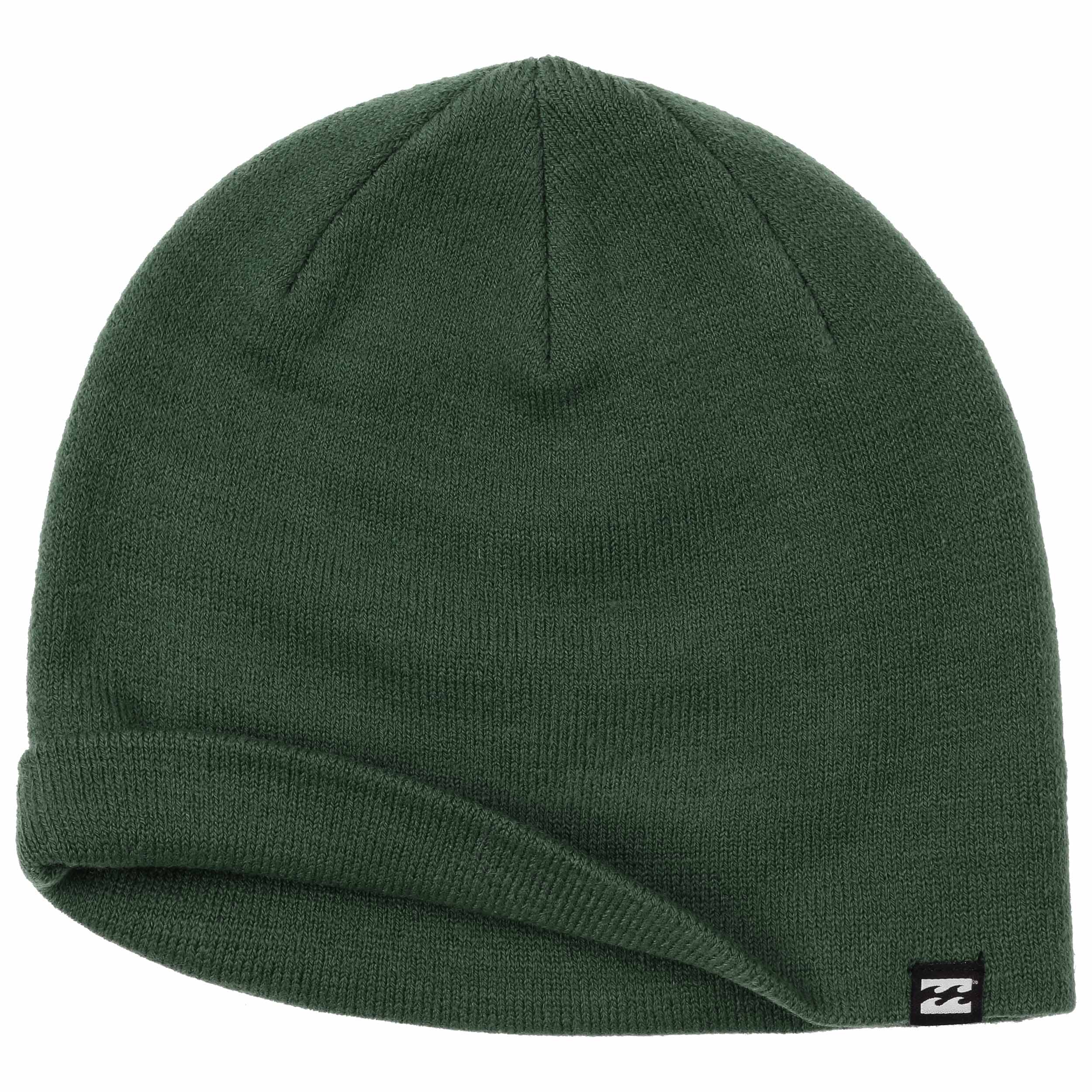 13900b4e746 ... All Day Beanie by Billabong - green 1 ...