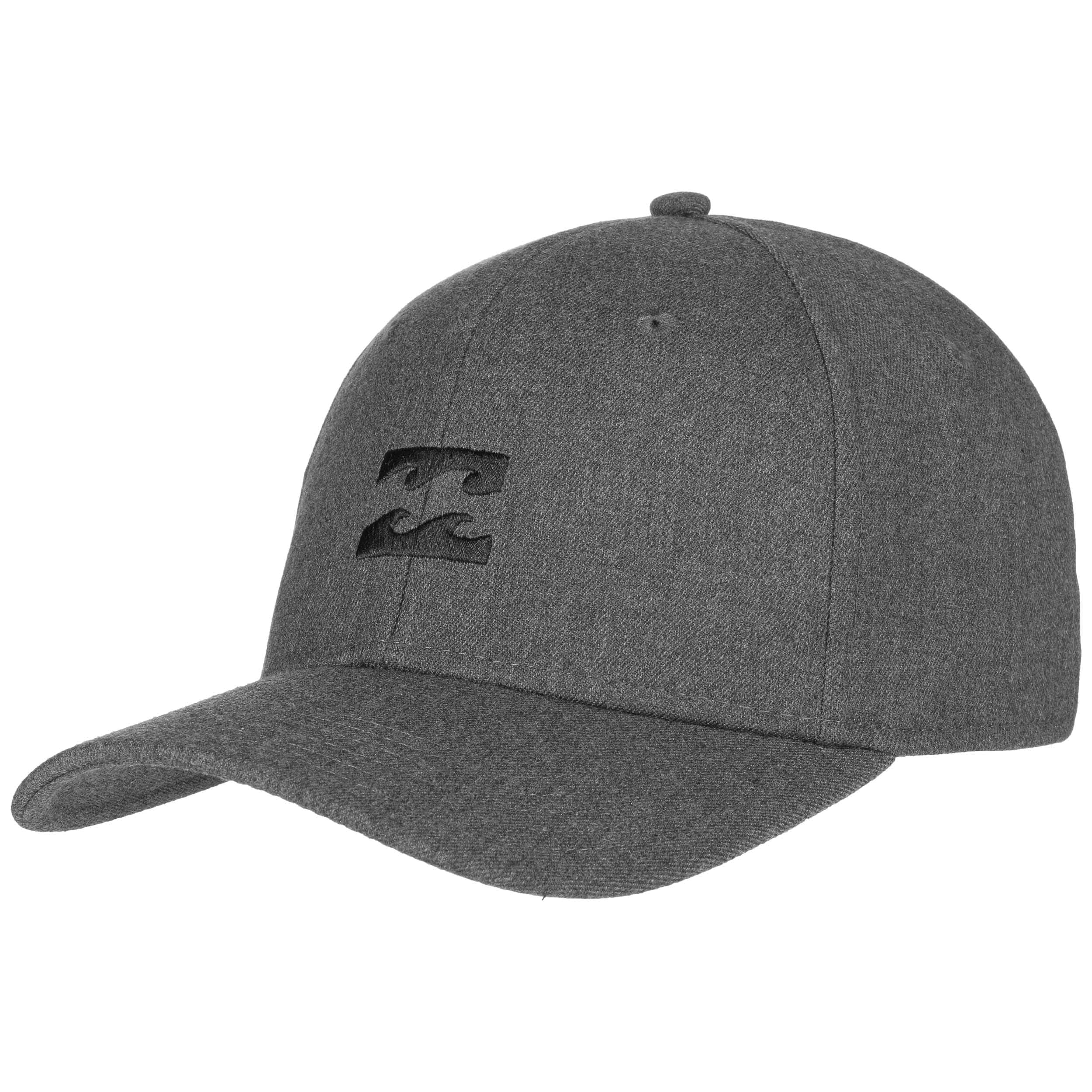 ... All Day Heather Flexfit Cap by Billabong - 5 ...