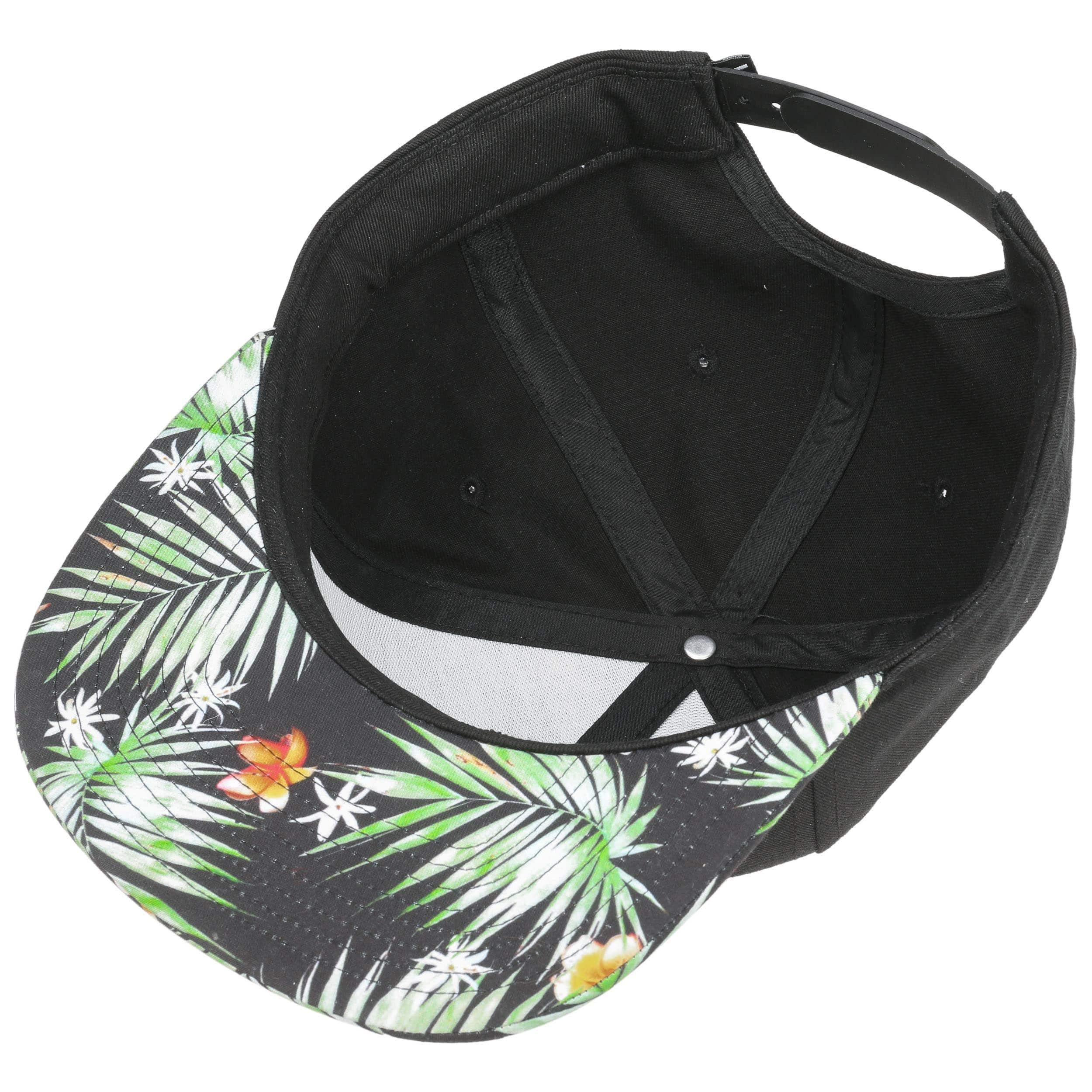 ... Allover It Snapback Cap by Vans - black 2 ... 09a9a3ef636