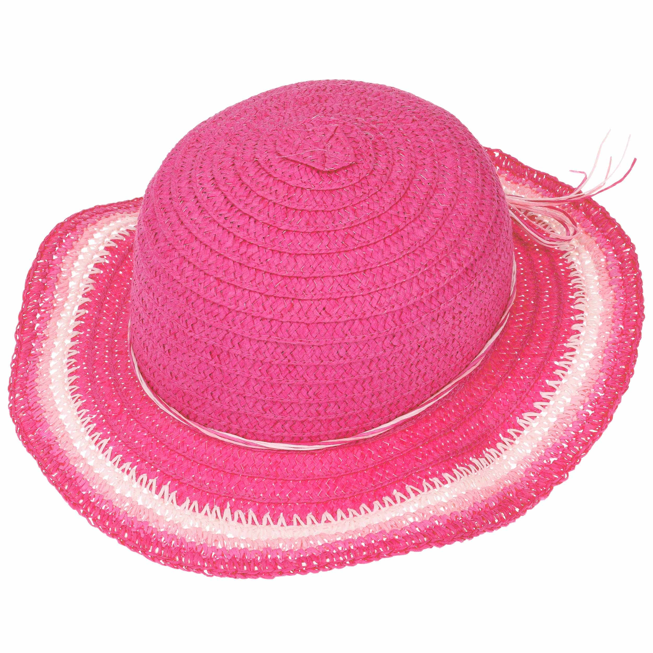 37a8f903632 Amina Girls´ Straw Hat by maximo - pink 1 ...