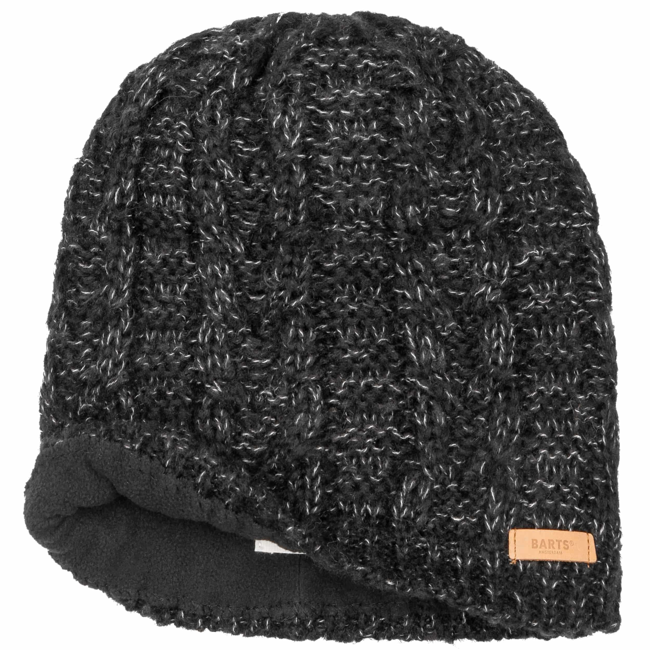 1cdf3498550 ... Anemone Long Beanie by Barts - black 1 ...