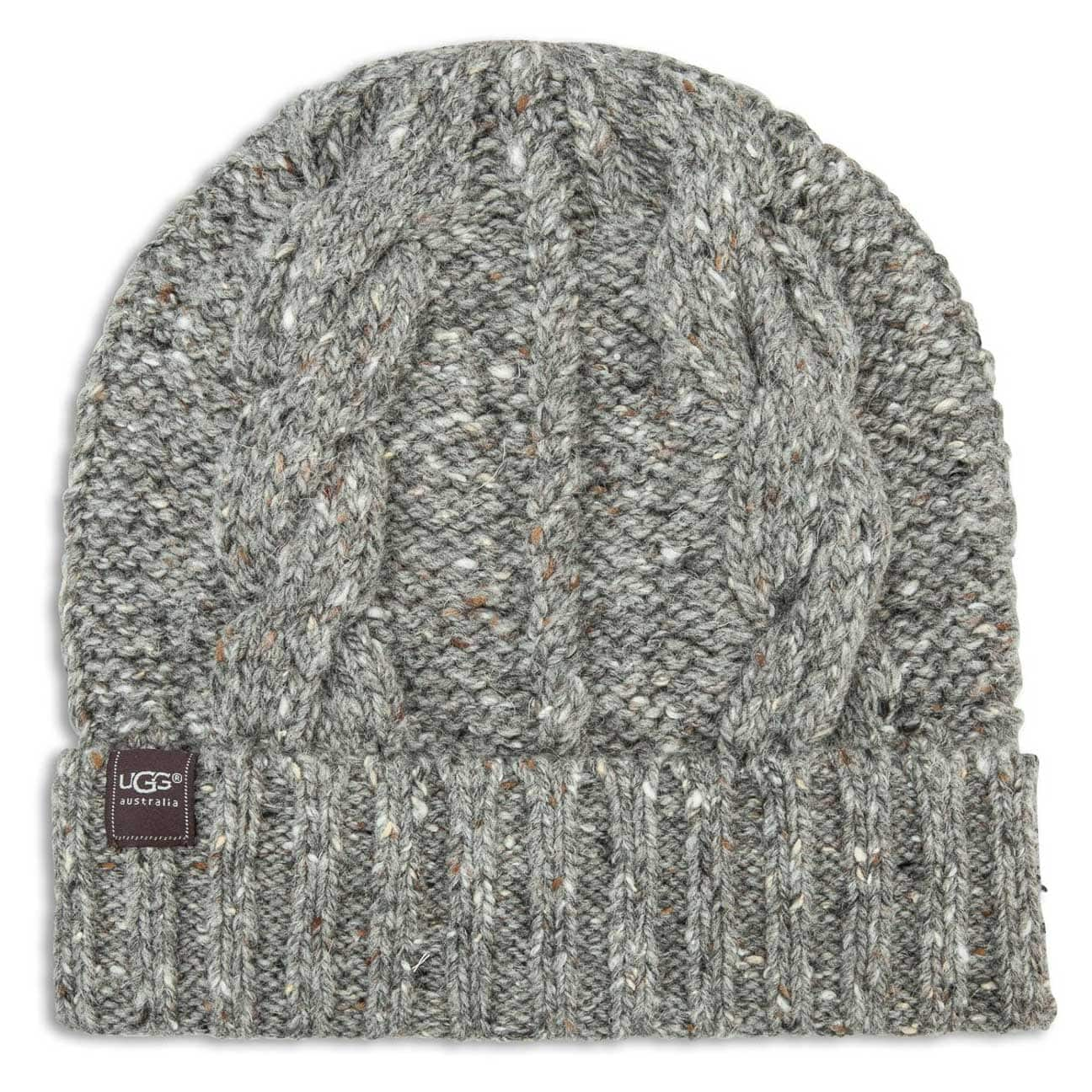 Anke Cable Knit Hat by UGG - grey 1 ... ce8c9de5028