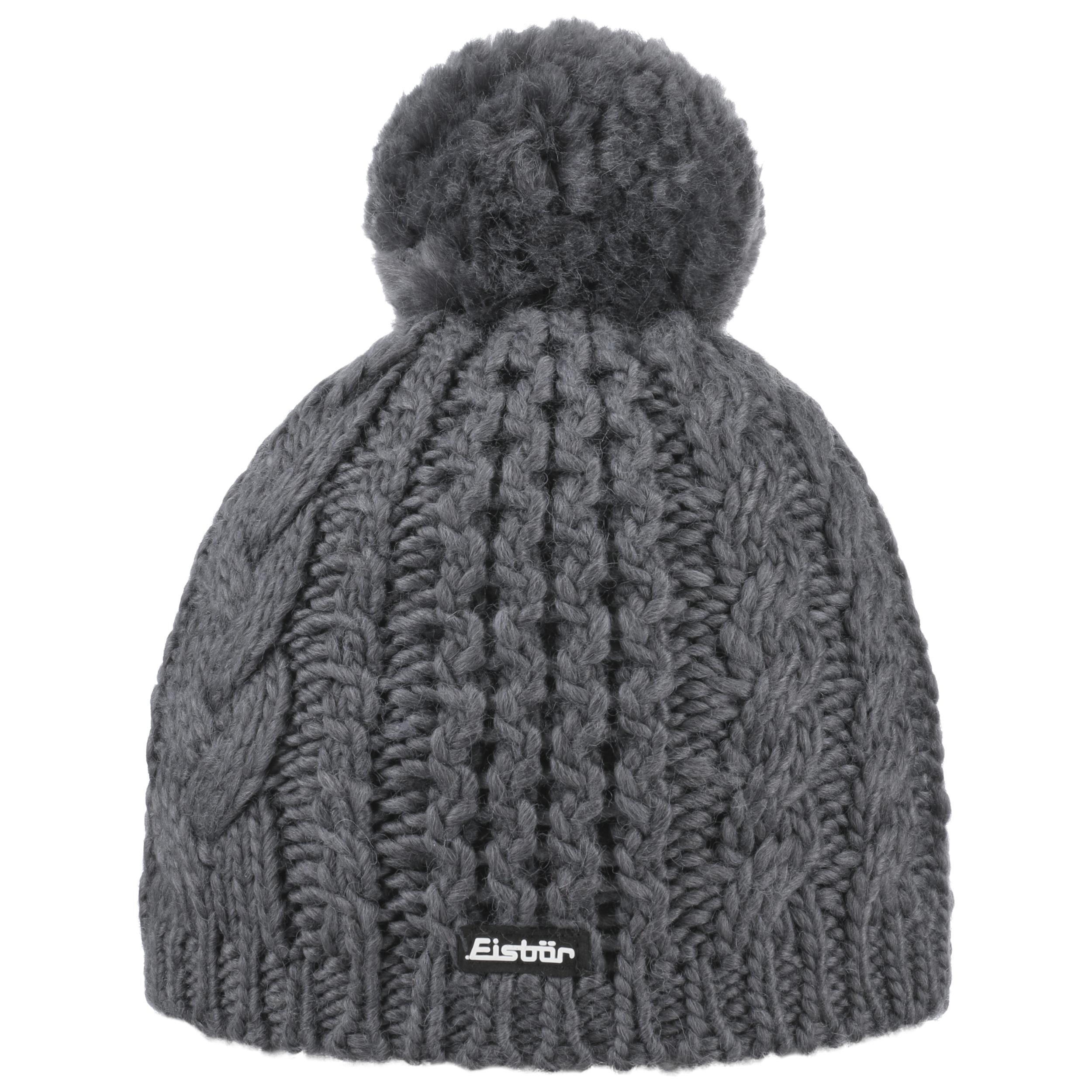 Antonia Pom Pom Hat by Eisbär 2d3b2285bc7