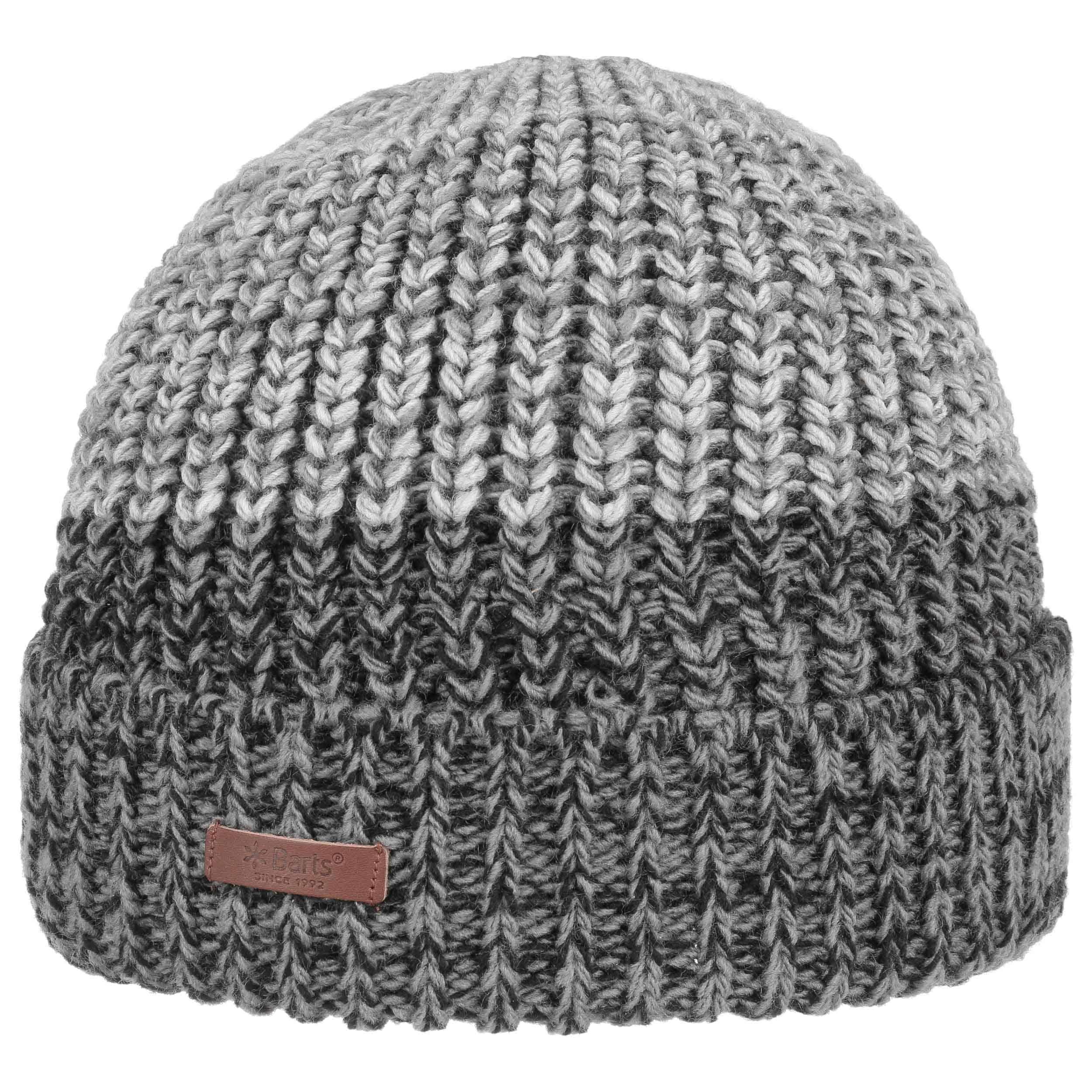 5ce898db0ec ... Arctic Beanie Hat by Barts - grey 3 ...