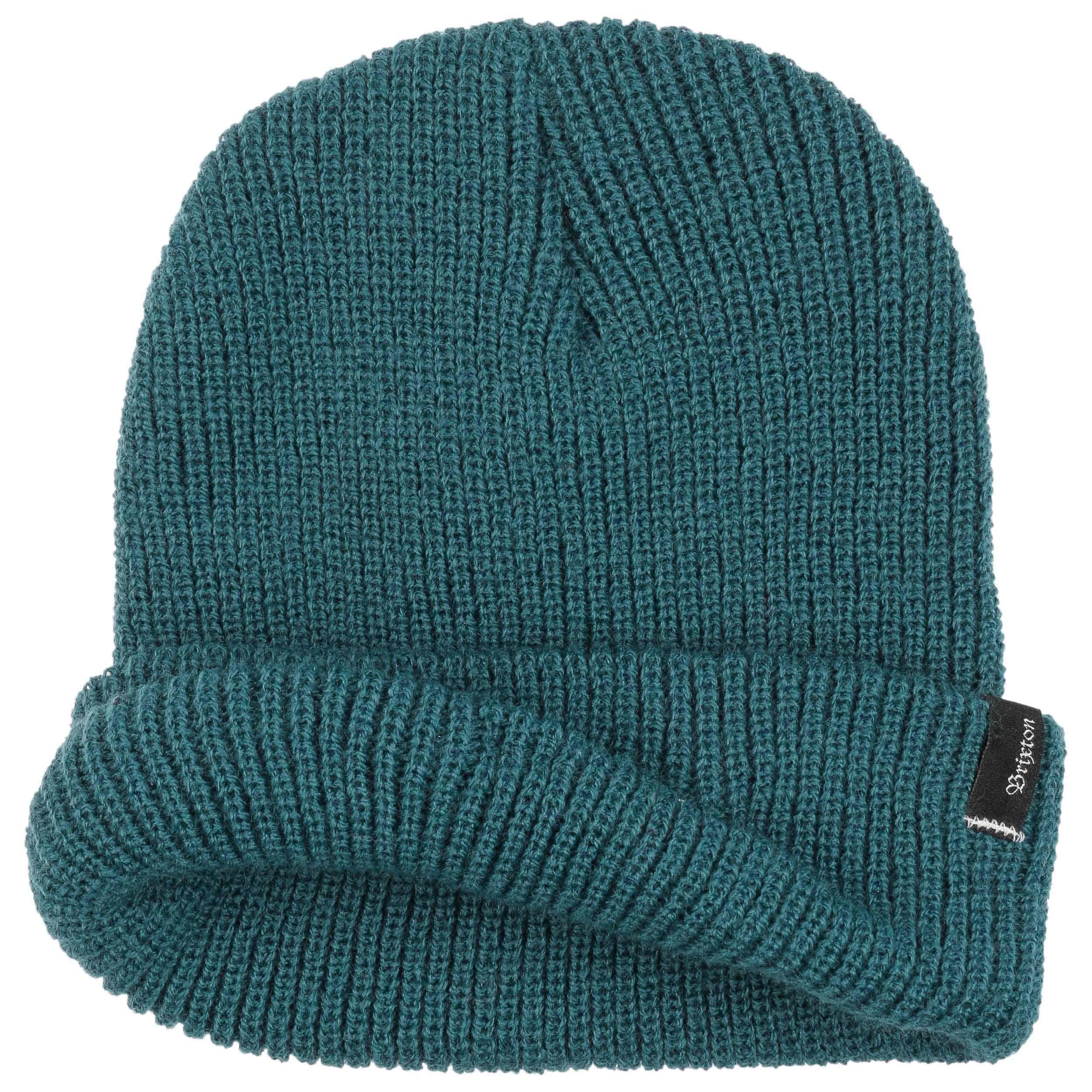56aa57d4 ... discount aspen beanie hat by brixton petrol blue 1 82c06 e1823
