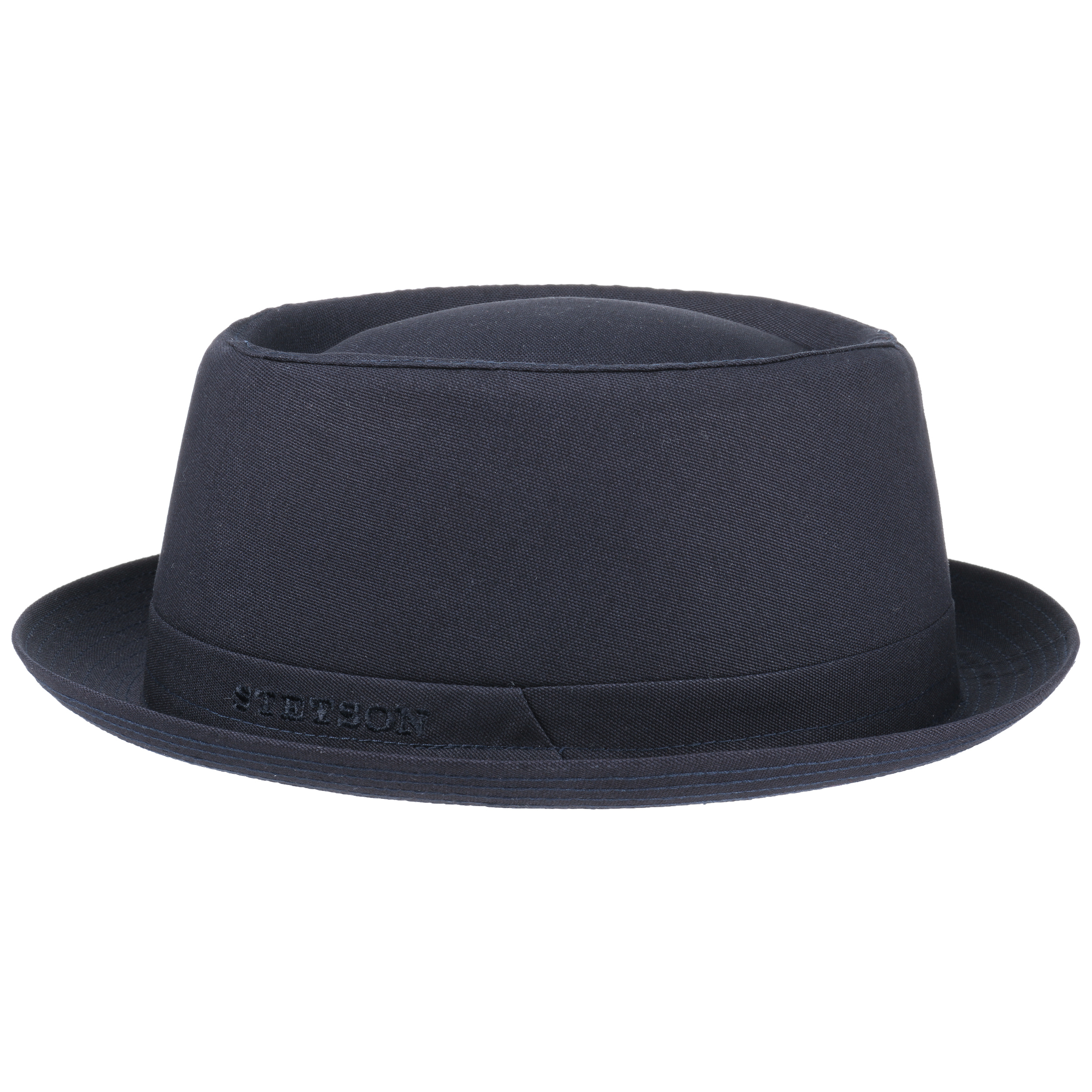 Athens Cotton Pork Pie Hat. by Stetson 47889c8dd6d