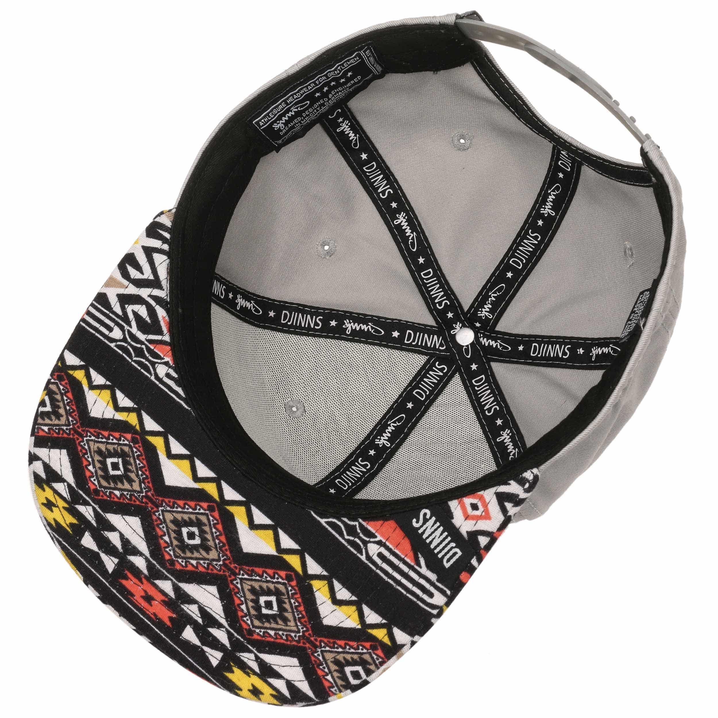 05187578e Aztec Jersey Snapback Cap by Djinns