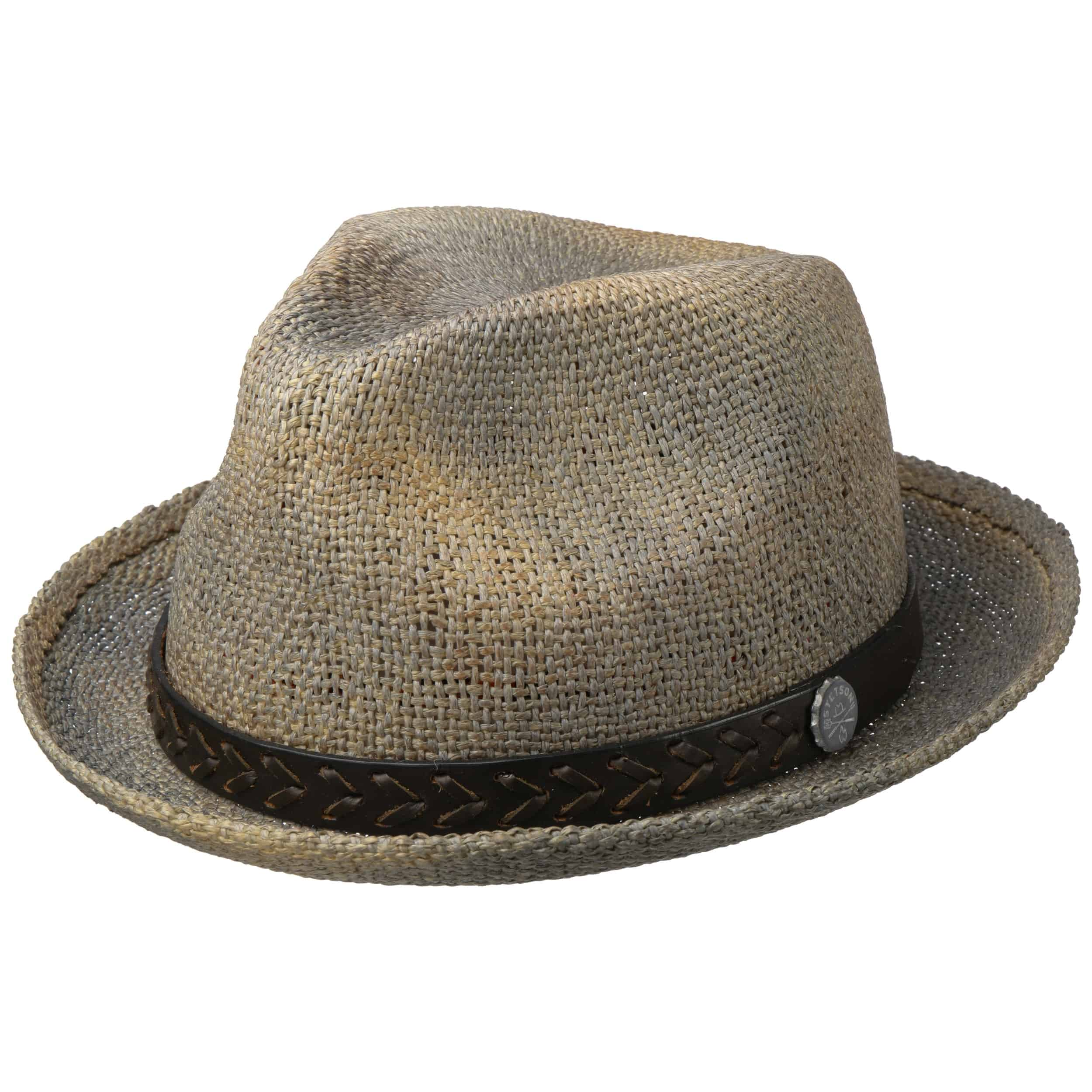 1ebcab3db0e105 ... BBQ Toyo Player Hat Straw Hat by Stetson - beige 1