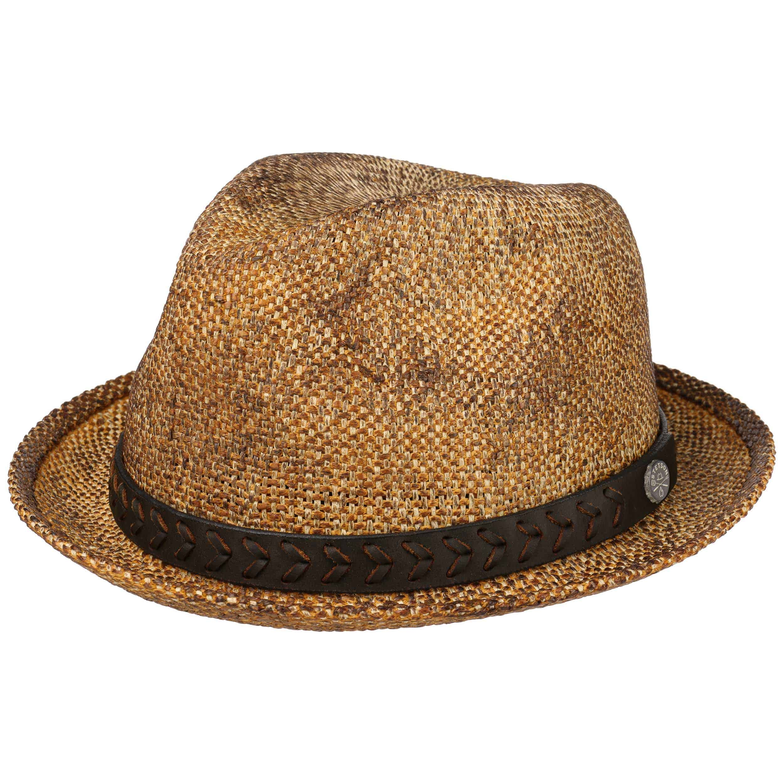 94b691ae0 BBQ Toyo Player Hat Straw Hat by Stetson