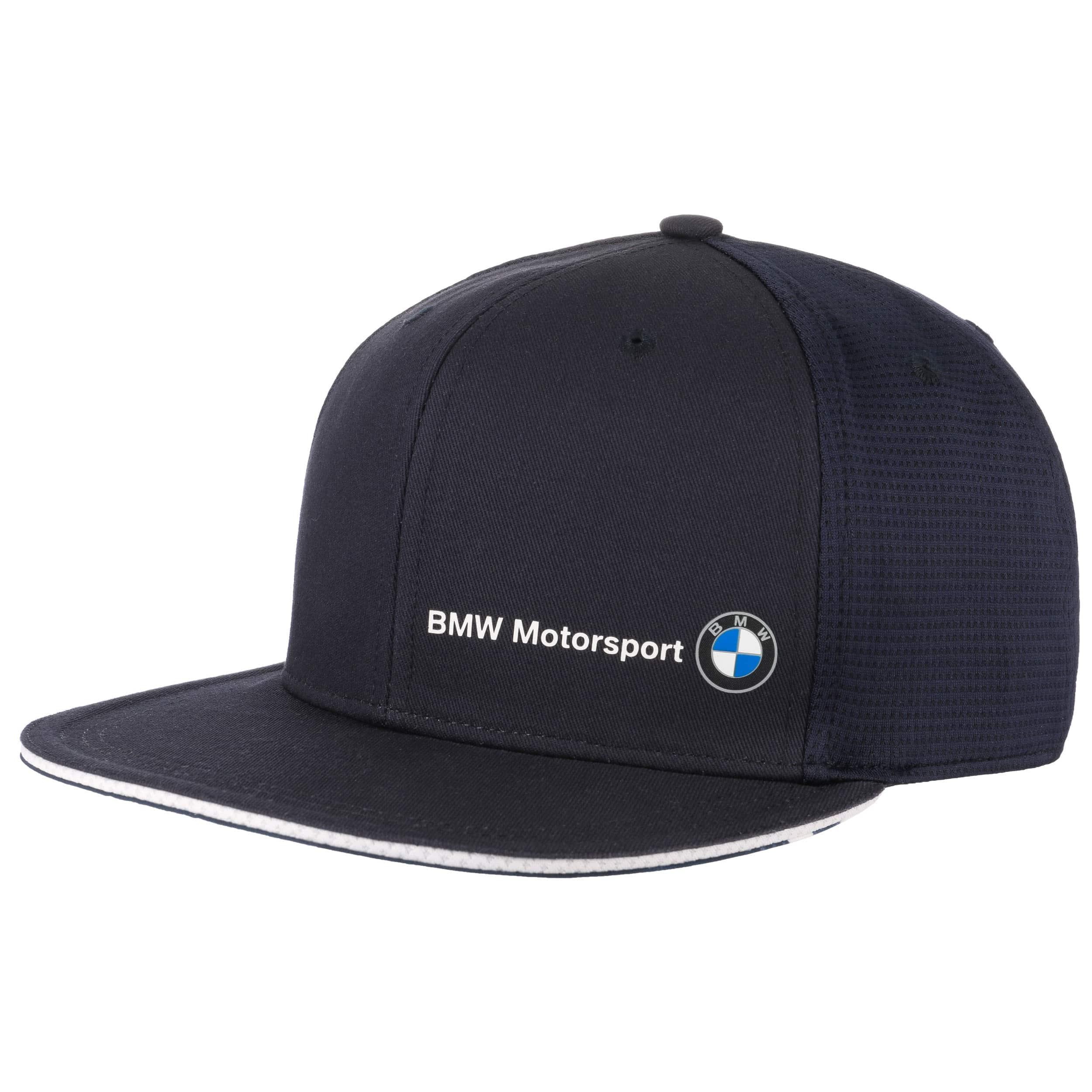 ... wholesale bmw motorsport flat brim cap by puma navy 6 b1b82 0c864 10eaaaaf52ec