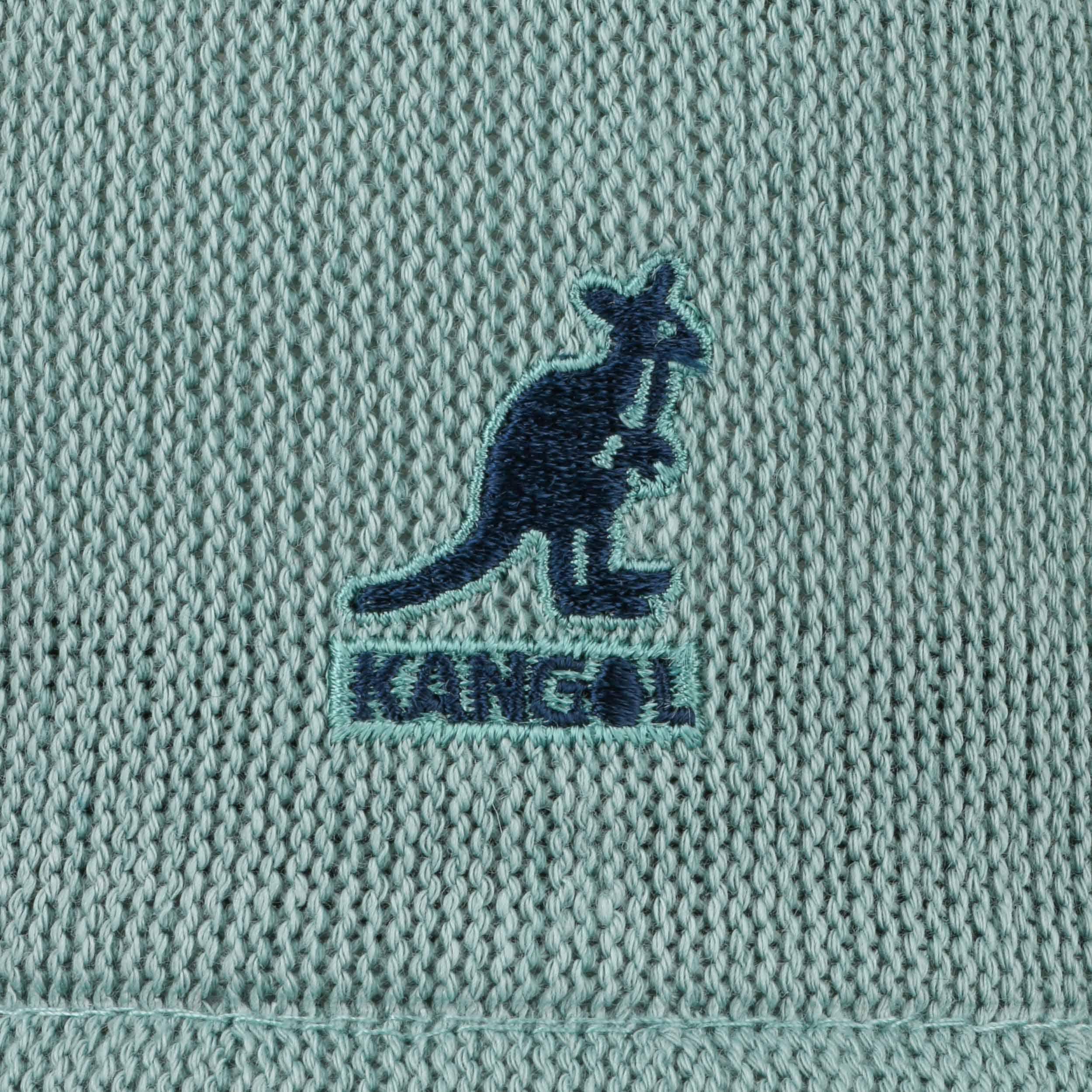 ... Bamboo Cut Off Bucket Hat by Kangol - mint green 4 ... 9c6c34d891a8