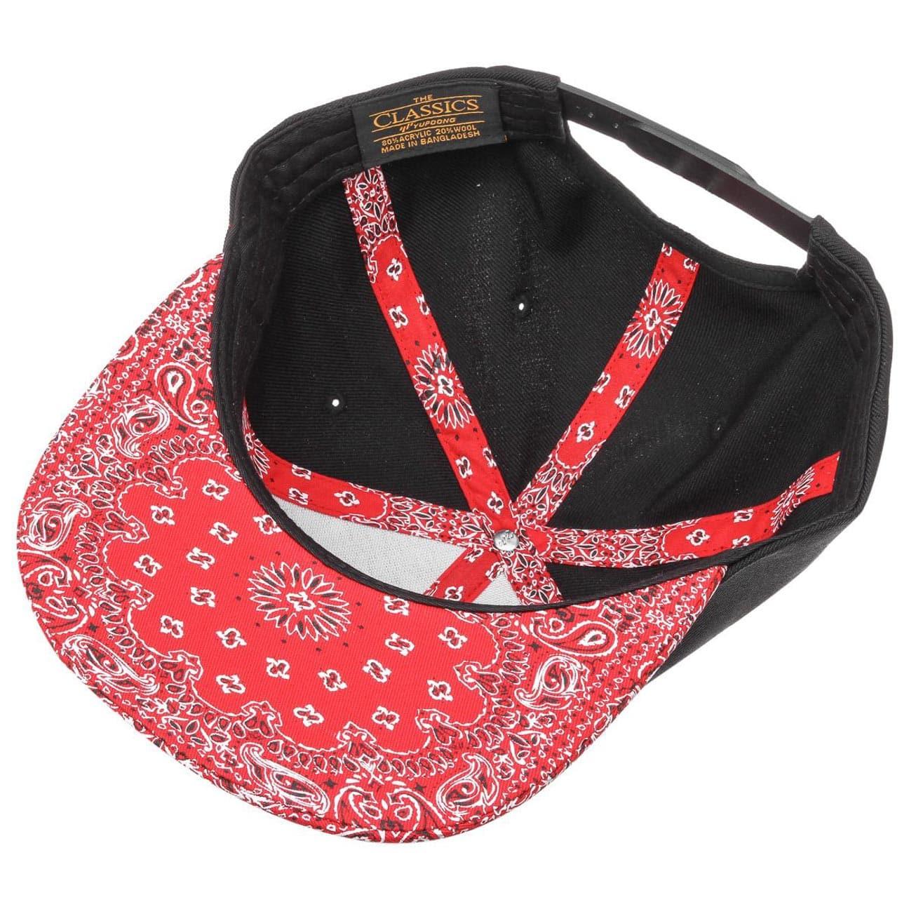 Bandana Snapback Cap Eur 8 95 Gt Hats Caps Amp Beanies