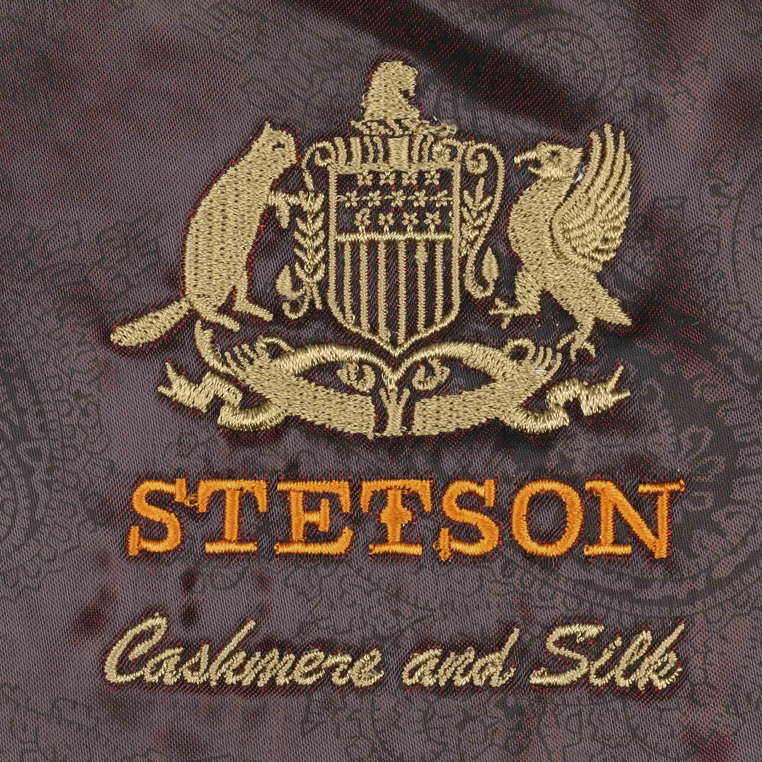 ... Bangor Cashmere Silk Flat Cap by Stetson - beige 5 ... 3f14d73c8754