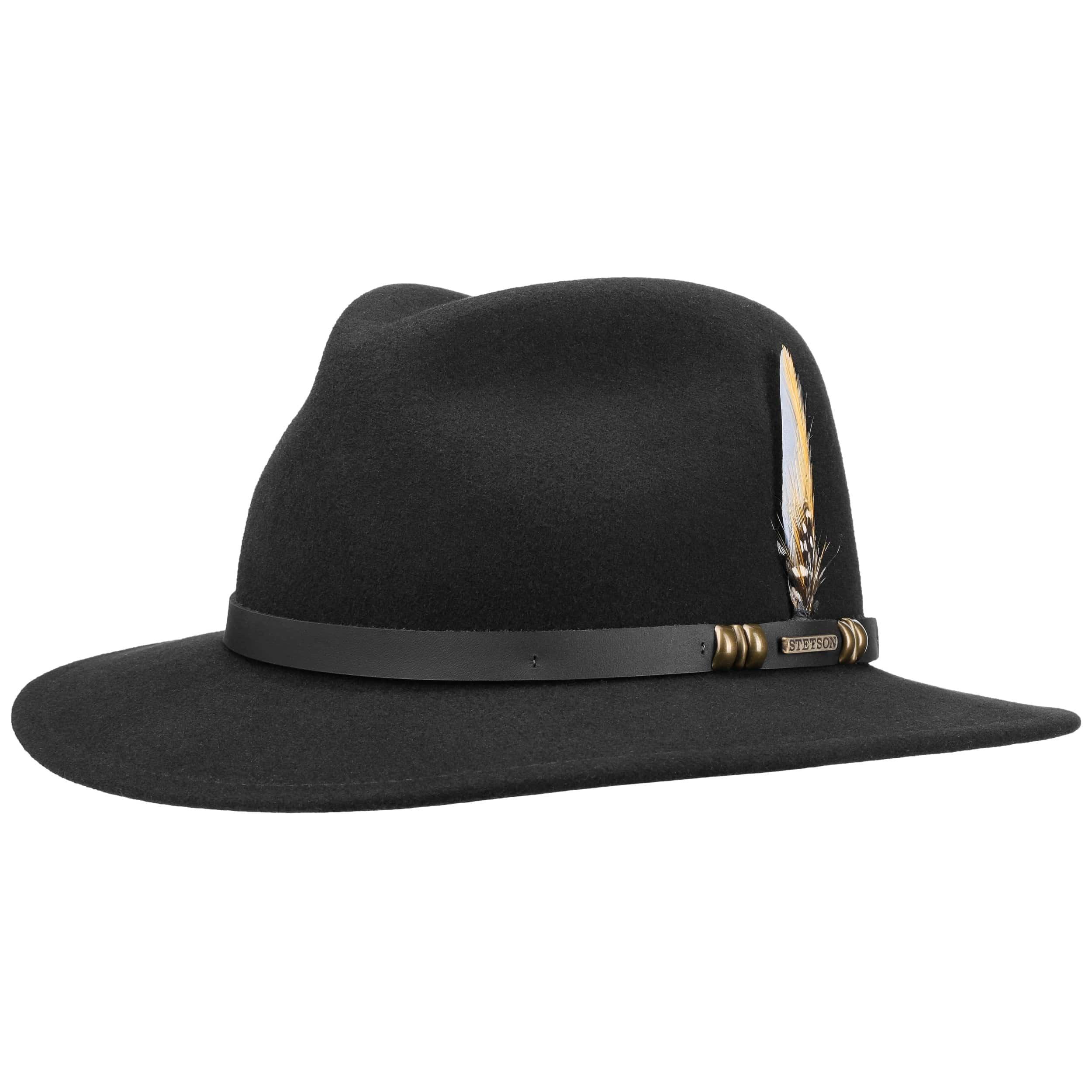 Barley VitaFelt Hat With Ear Flaps. by Stetson d9e2f2d22b24