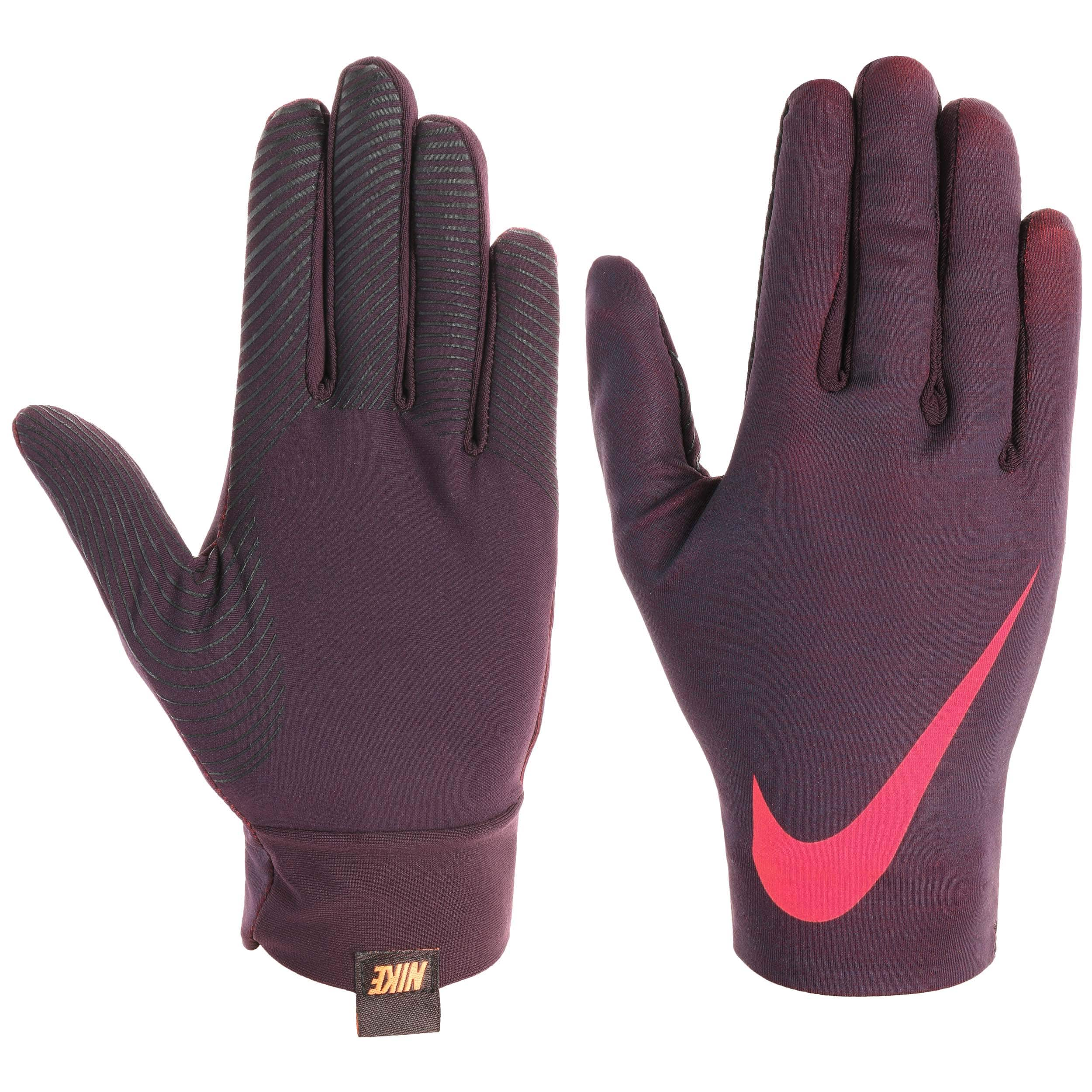 Nike Gloves Touch Screen: Base Layers Touchscreen Gloves By Nike, EUR 29,95 --> Hats