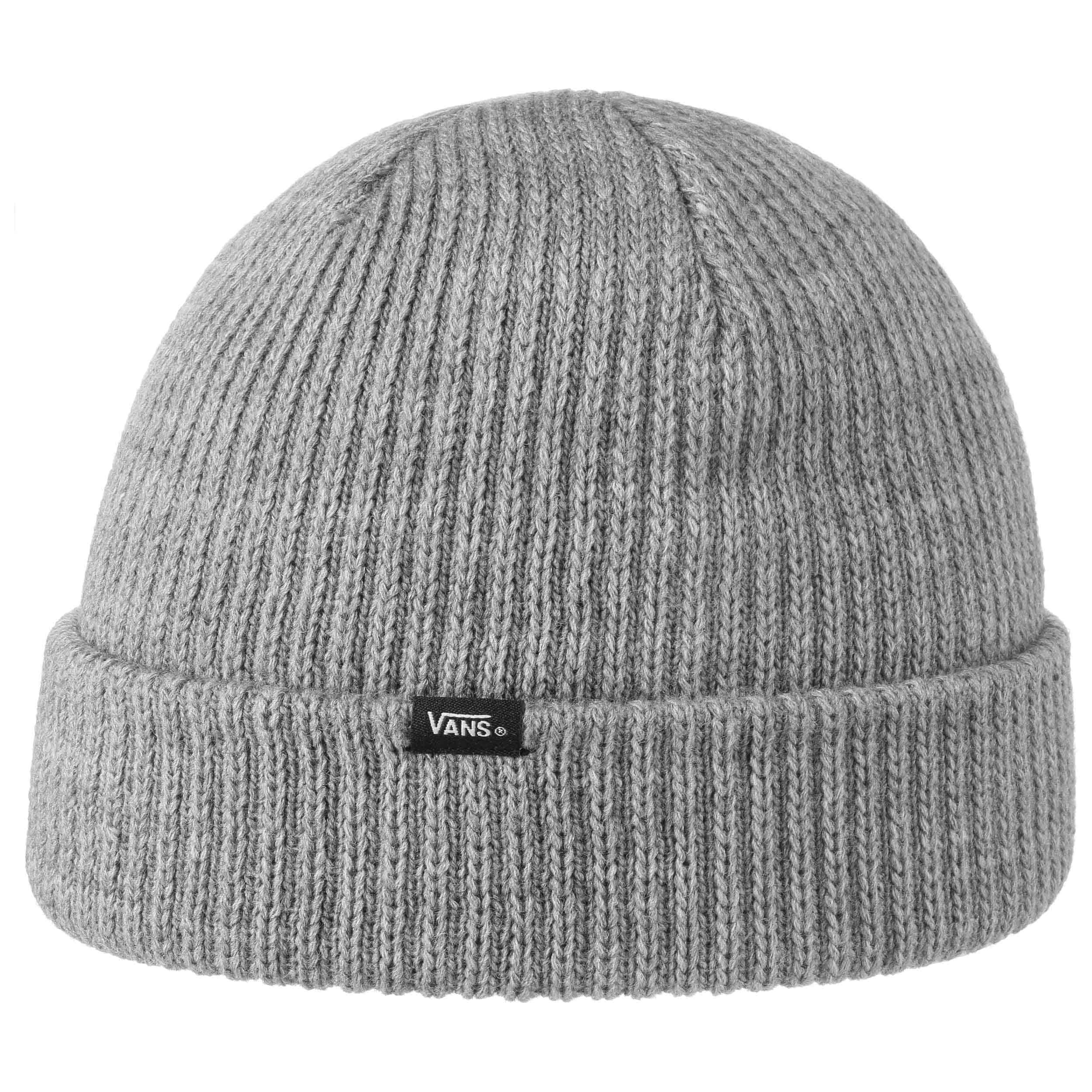 ... Basic Beanie Knit Hat by Vans - 1 ... 2a3cdc86f1f
