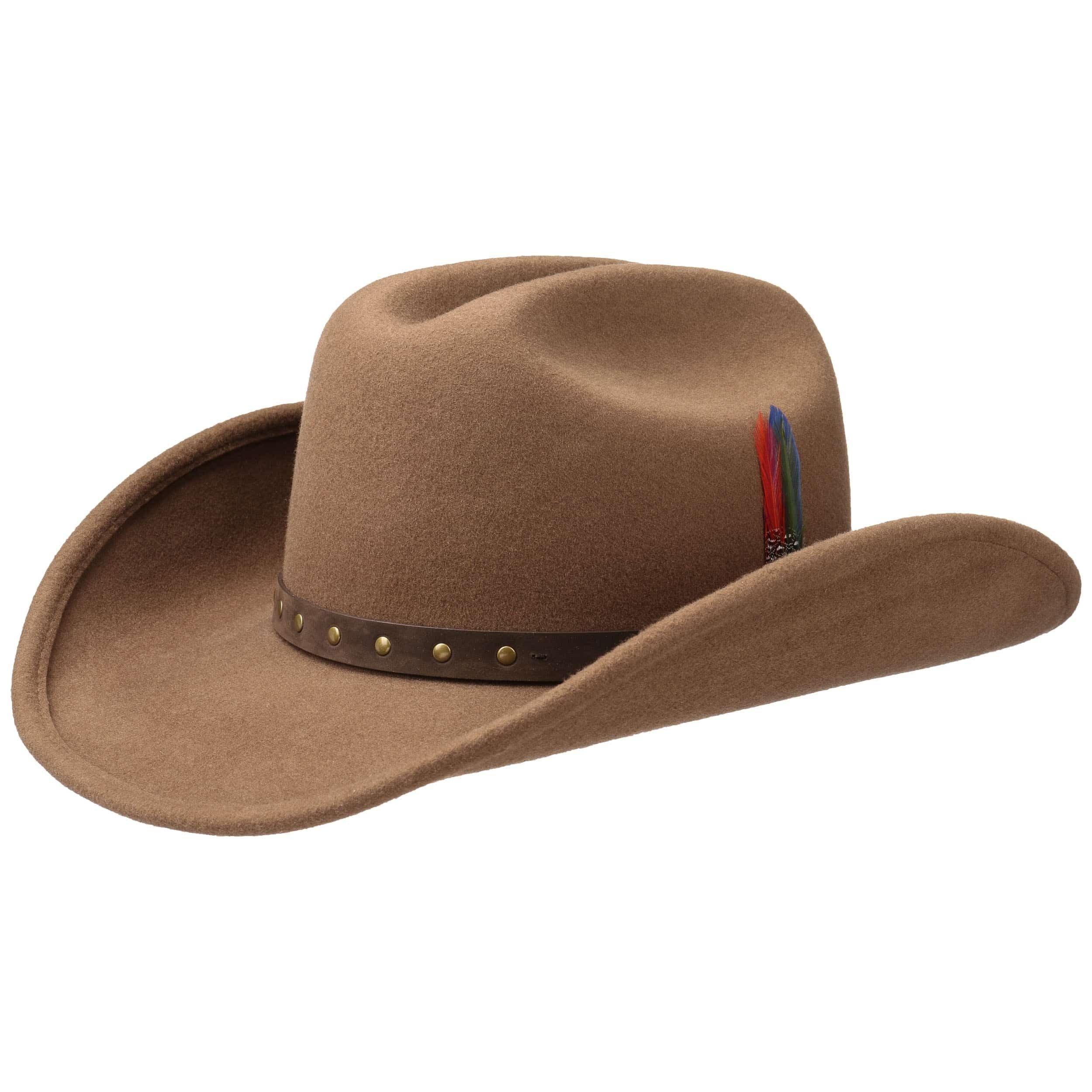 Neueste Mode Online-Verkauf neue bilder von Batson Cattleman Westernhut by Stetson
