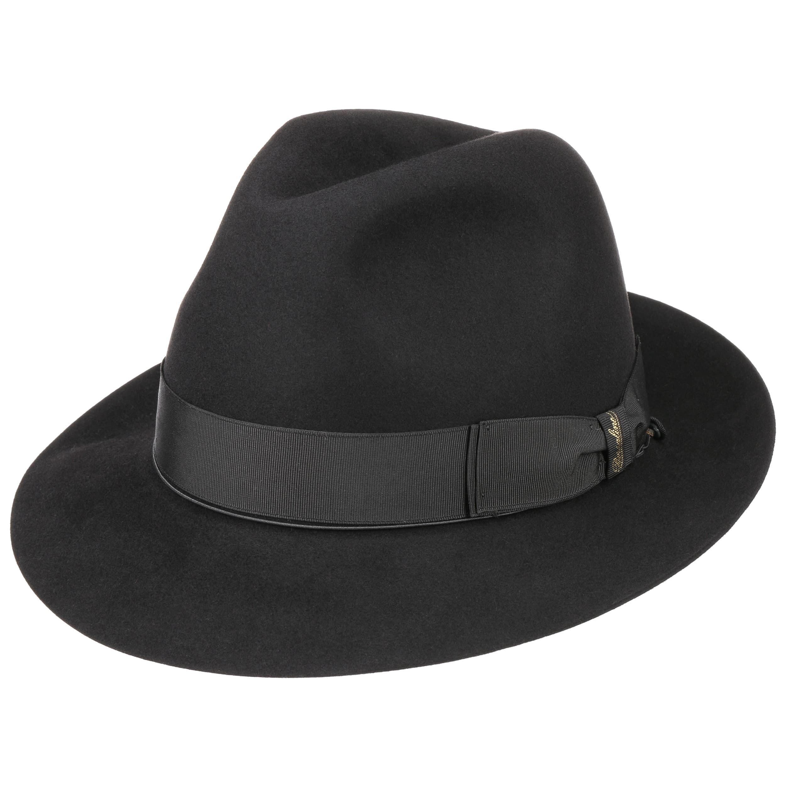 Beaver Fur Felt Hat by Borsalino 188dd21d773