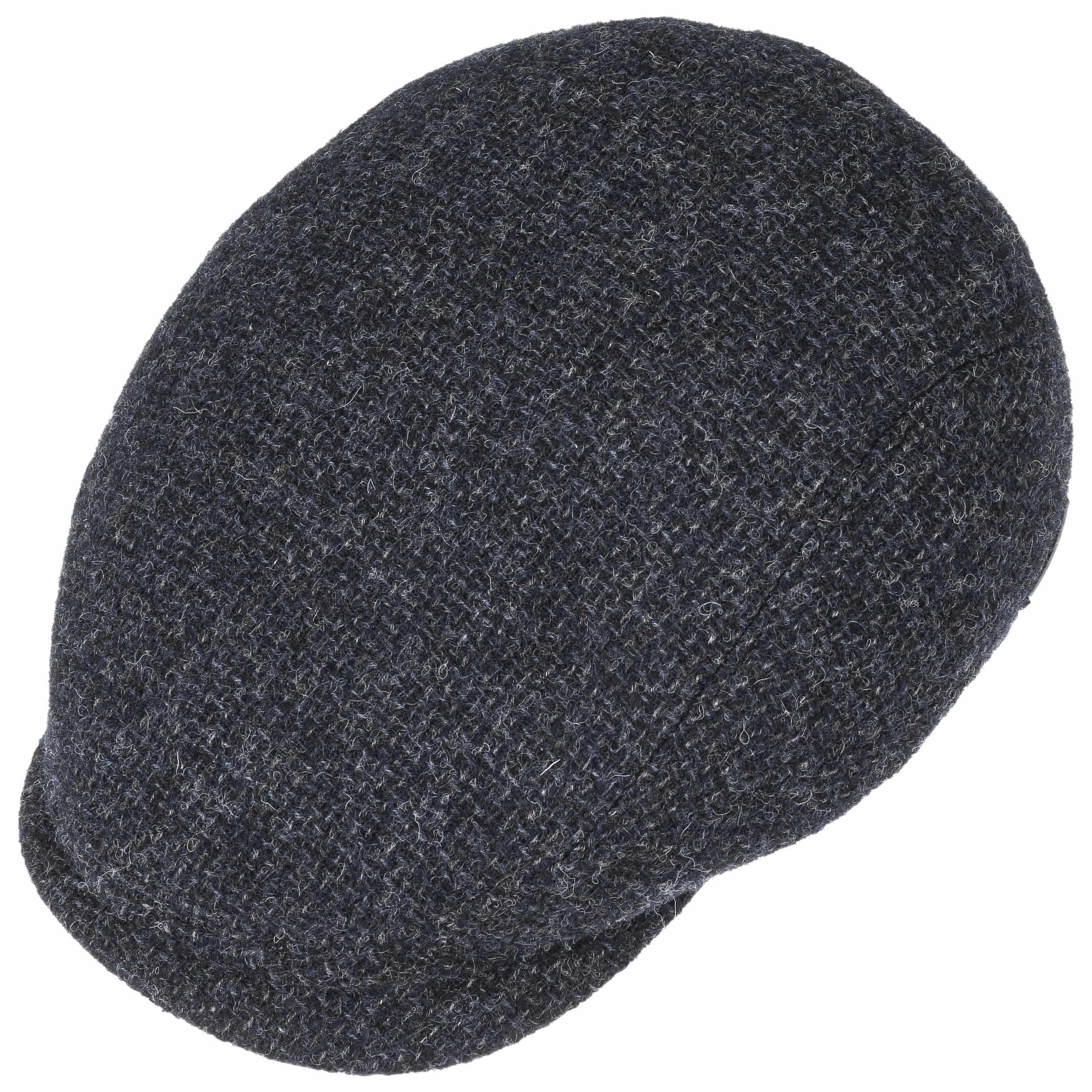 top brands factory price exquisite design Belfast Tweed Flat Cap by Stetson