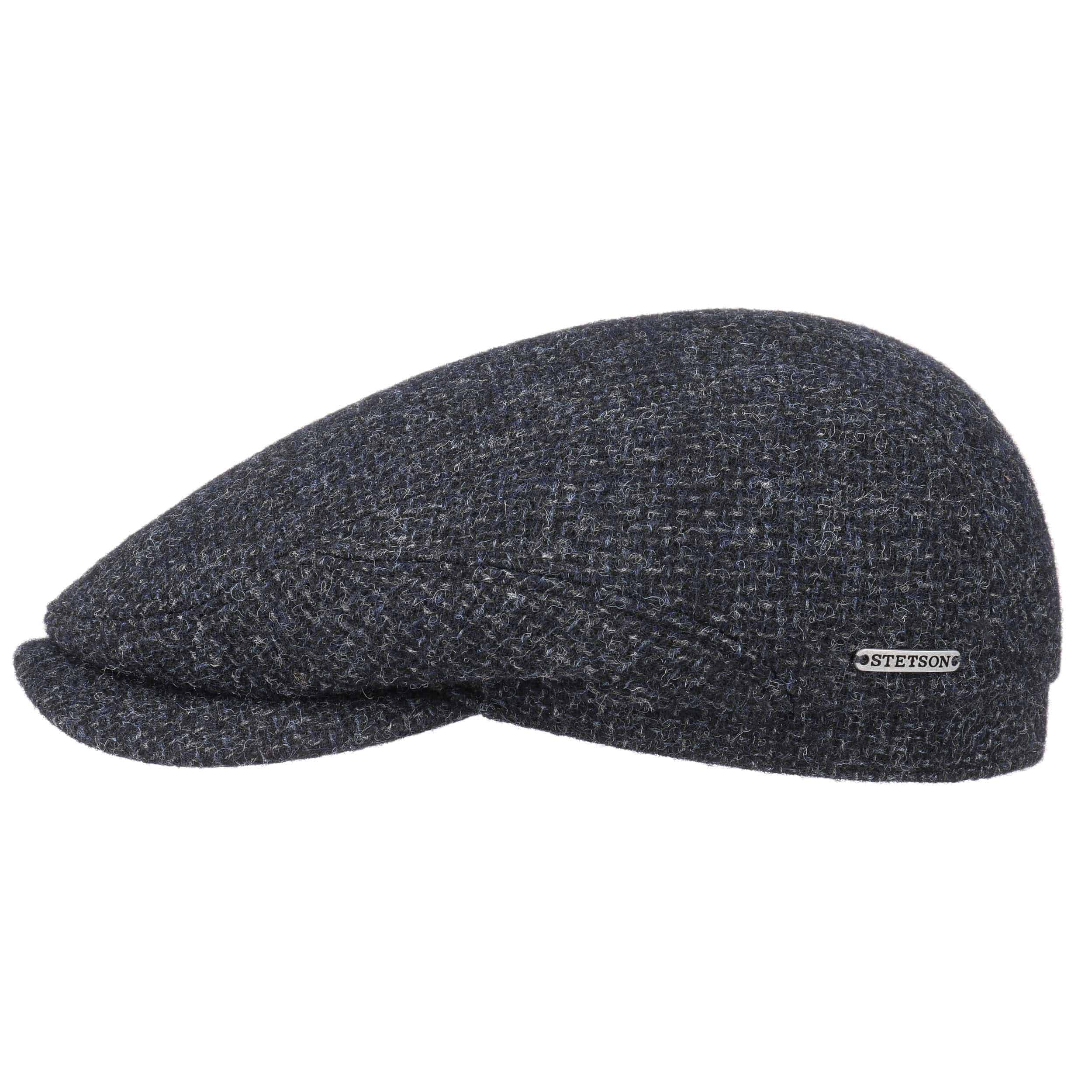 Belfast Tweed Flat Cap. by Stetson 44e37d3c355