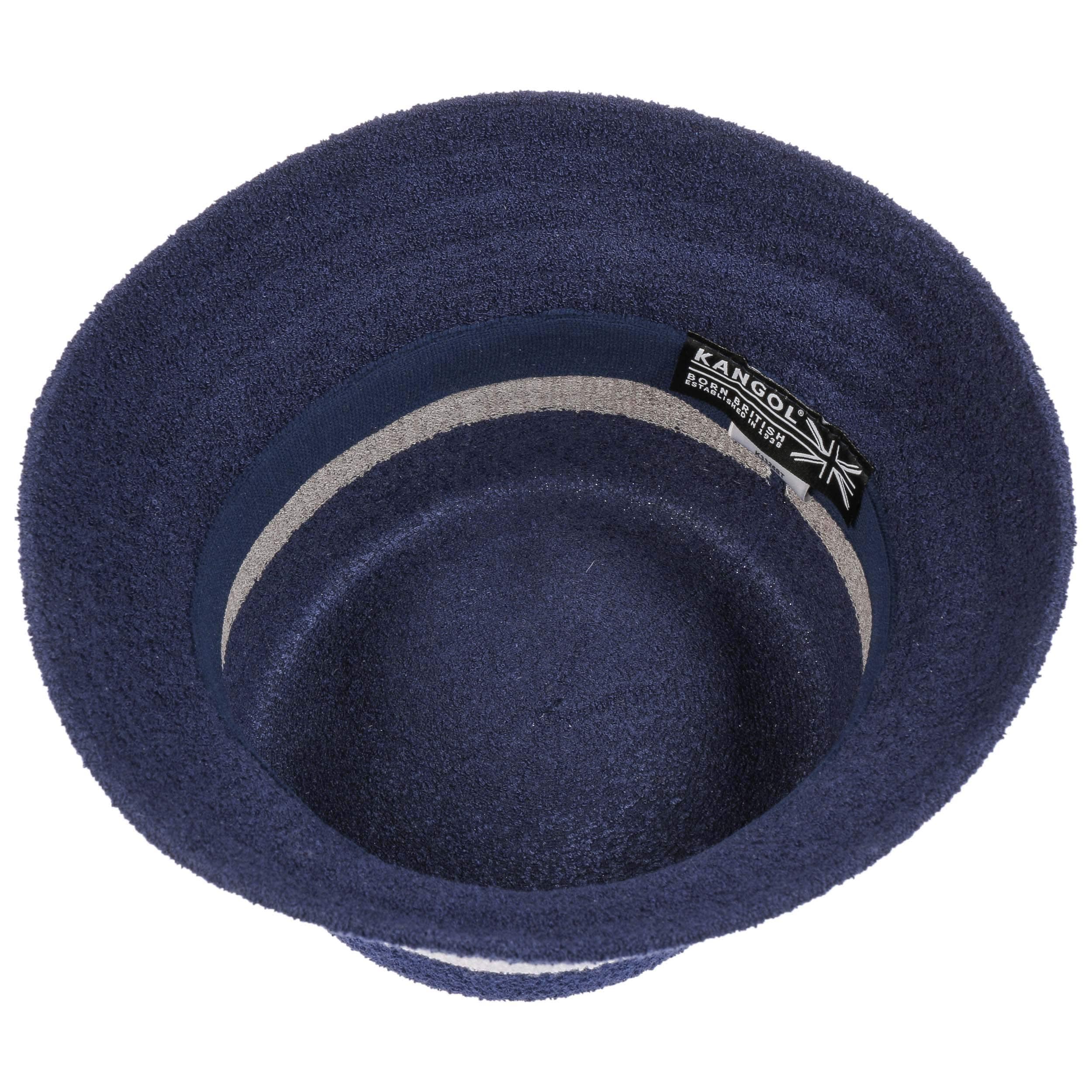 3a69286a6 Bermuda Stripe Bucket Hat by Kangol