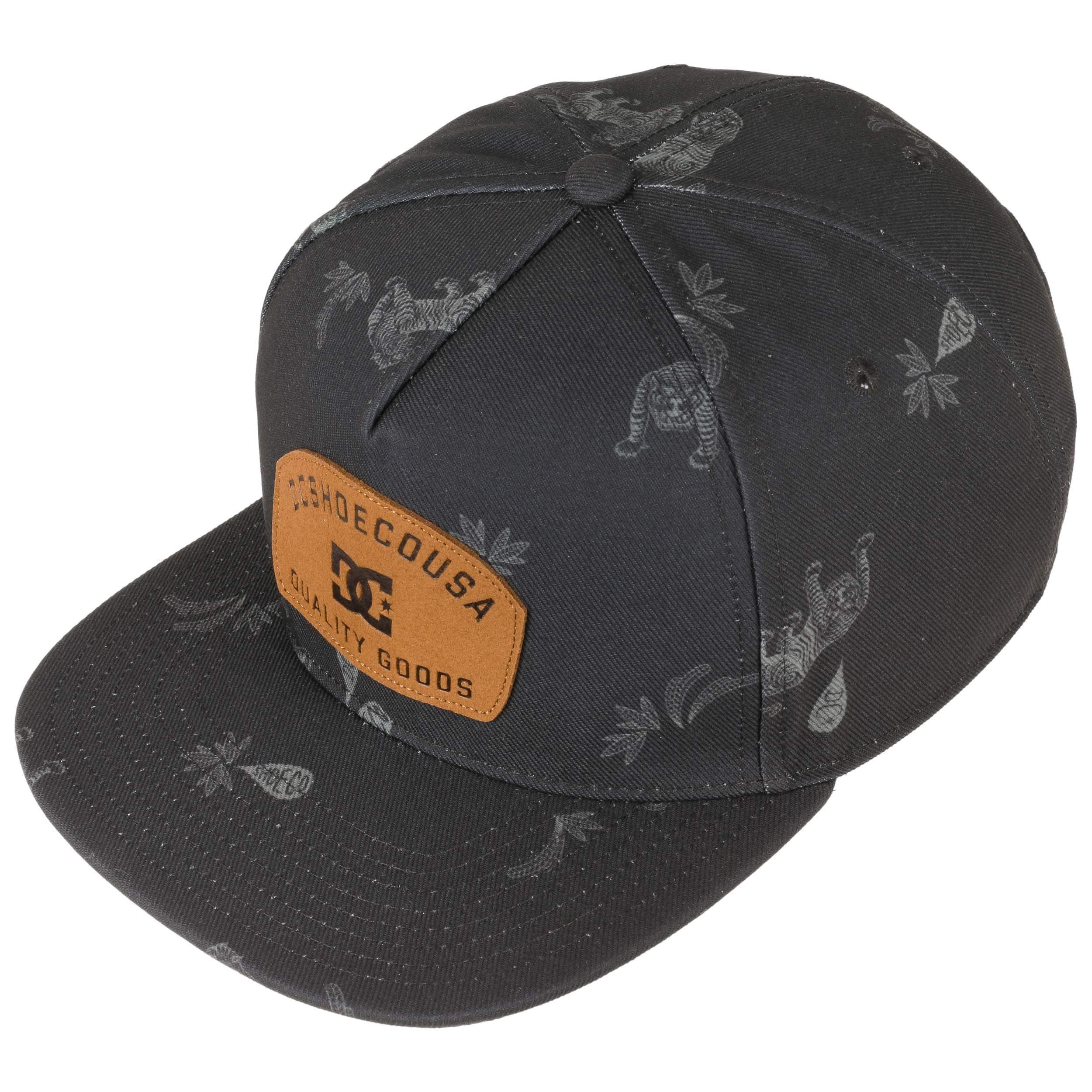 Betterman Snapback Cap by DC Shoes Co - black 1 ... 814066cd52f9