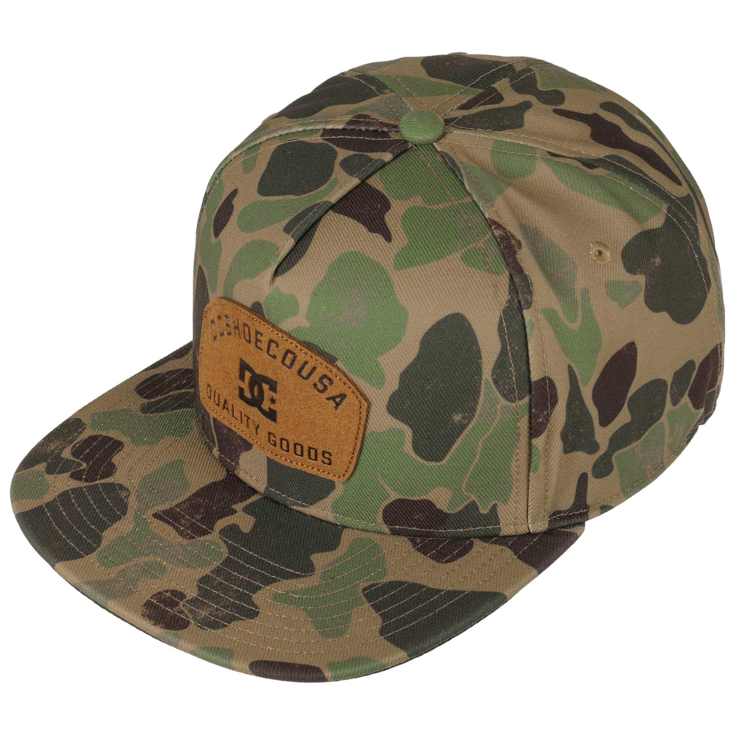 buy online 16bda 3869d ... Betterman Snapback Cap by DC Shoes Co - camouflage 1 ...