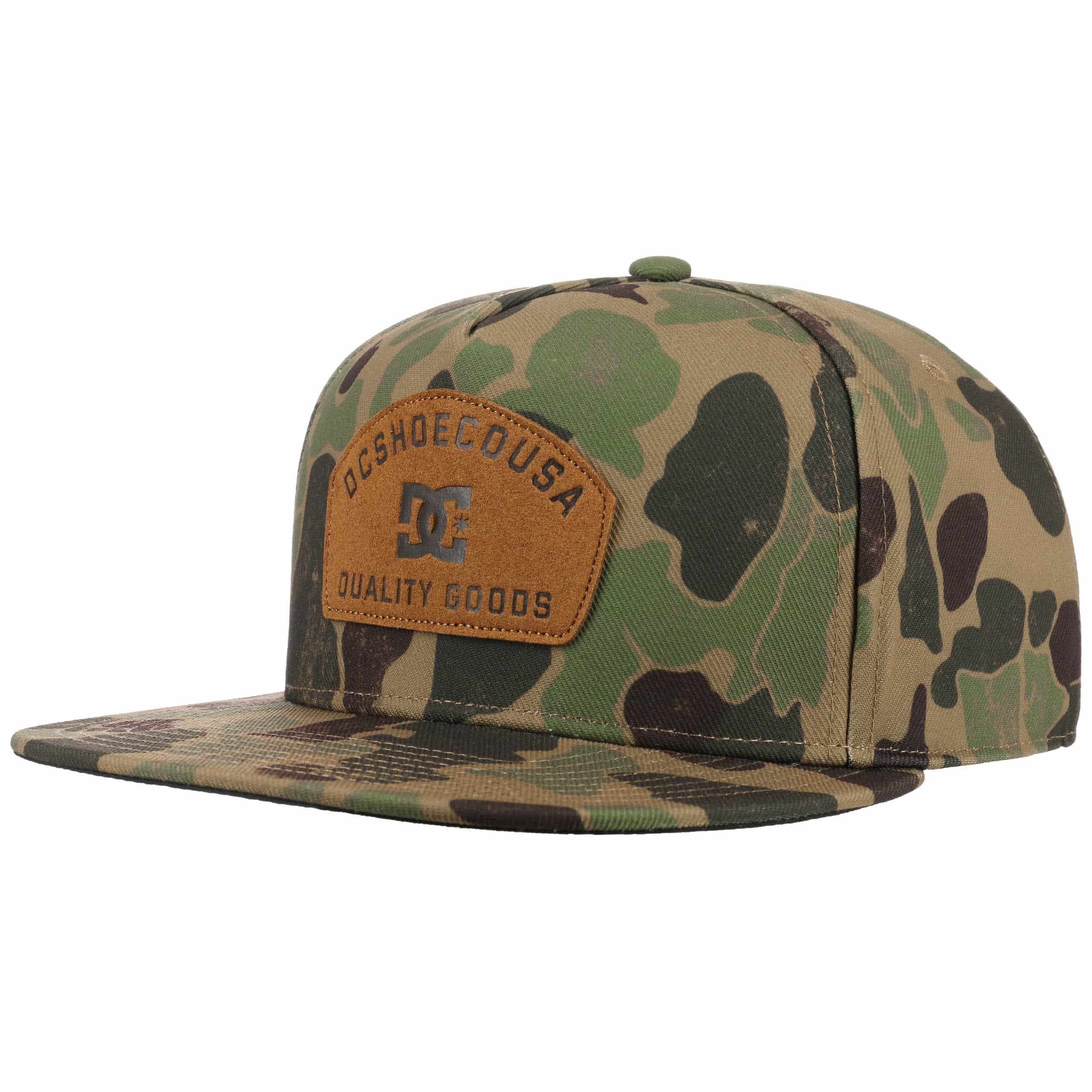 innovative design bdd63 a490a ... Betterman Snapback Cap by DC Shoes Co - camouflage 5