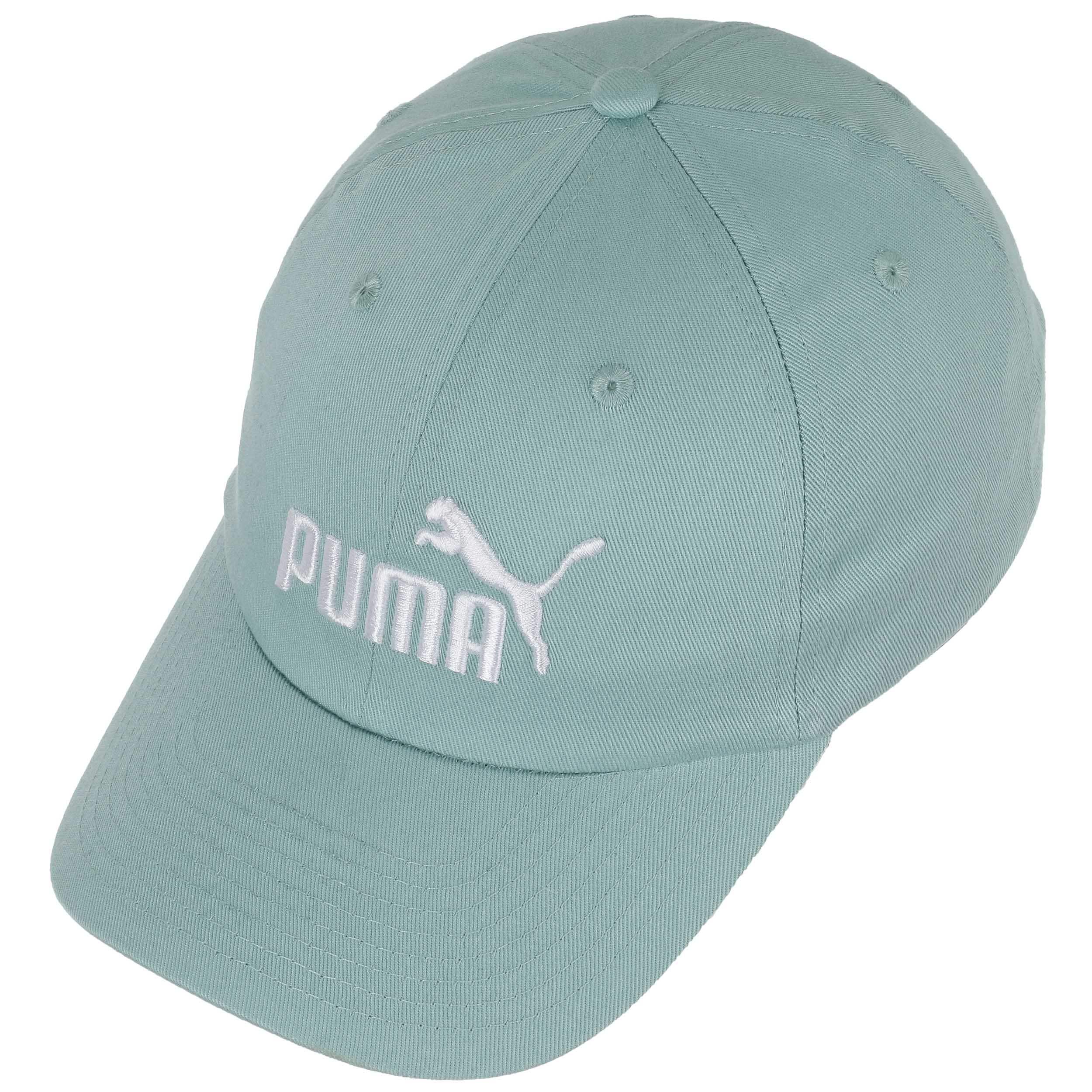 ... Big Cat Ess Junior Cap by PUMA - turquoise 1 ... d9f540ffb99