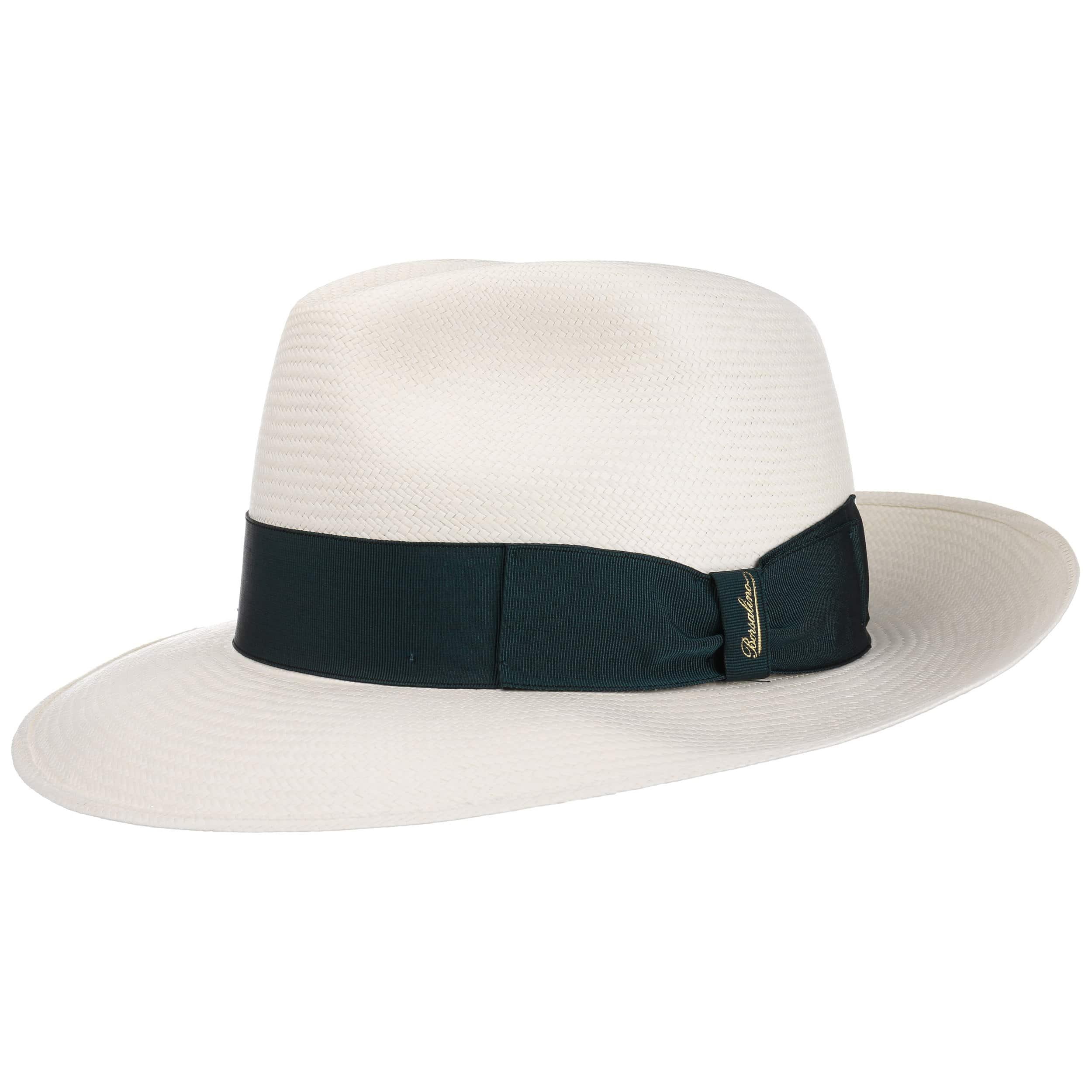 Panamá 5 Sombrero grande borde con Nature y borde grande Borsalino de de U1P15qwp