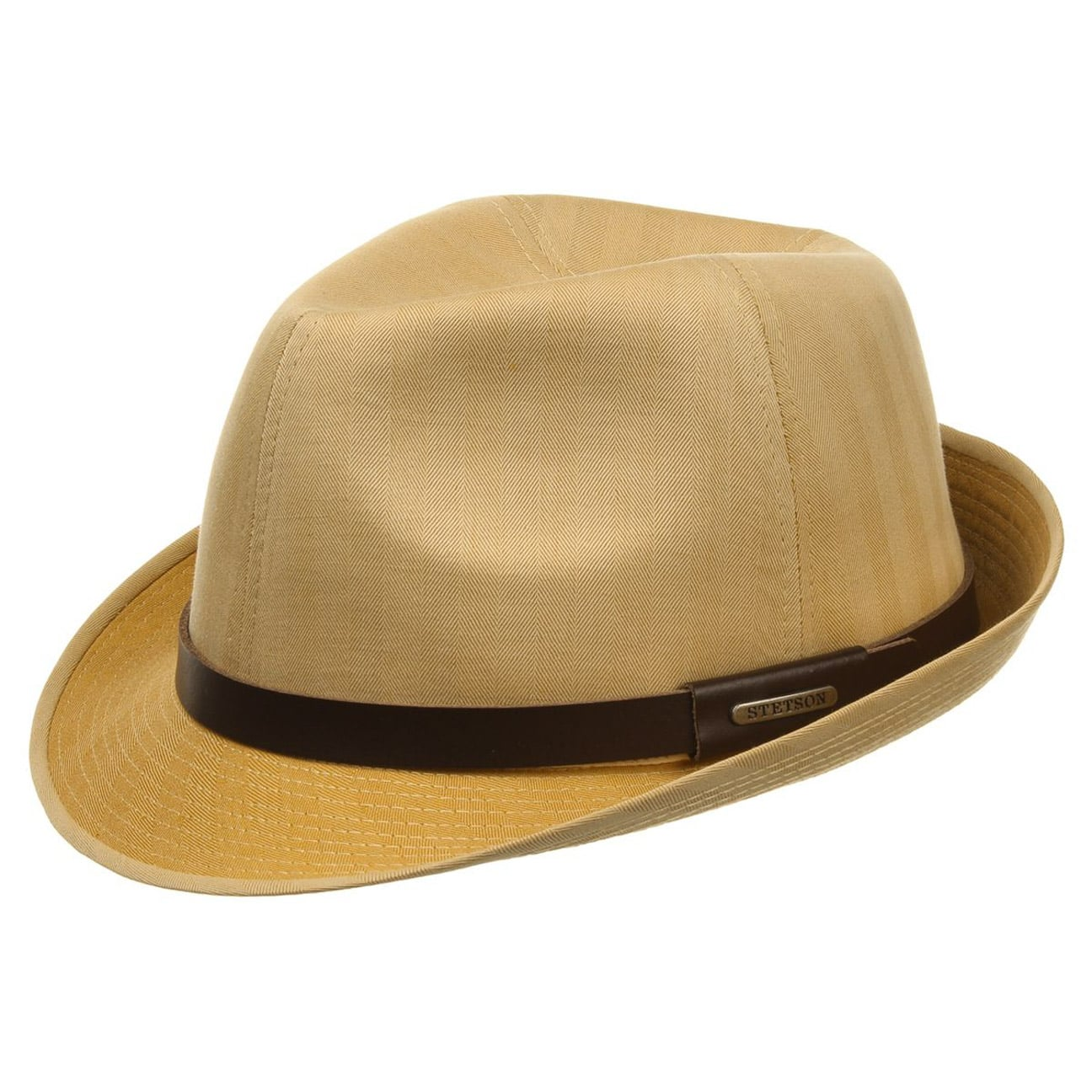 0ae8f6d9501 Bluefield Trilby Hat by Stetson - beige 1 ...