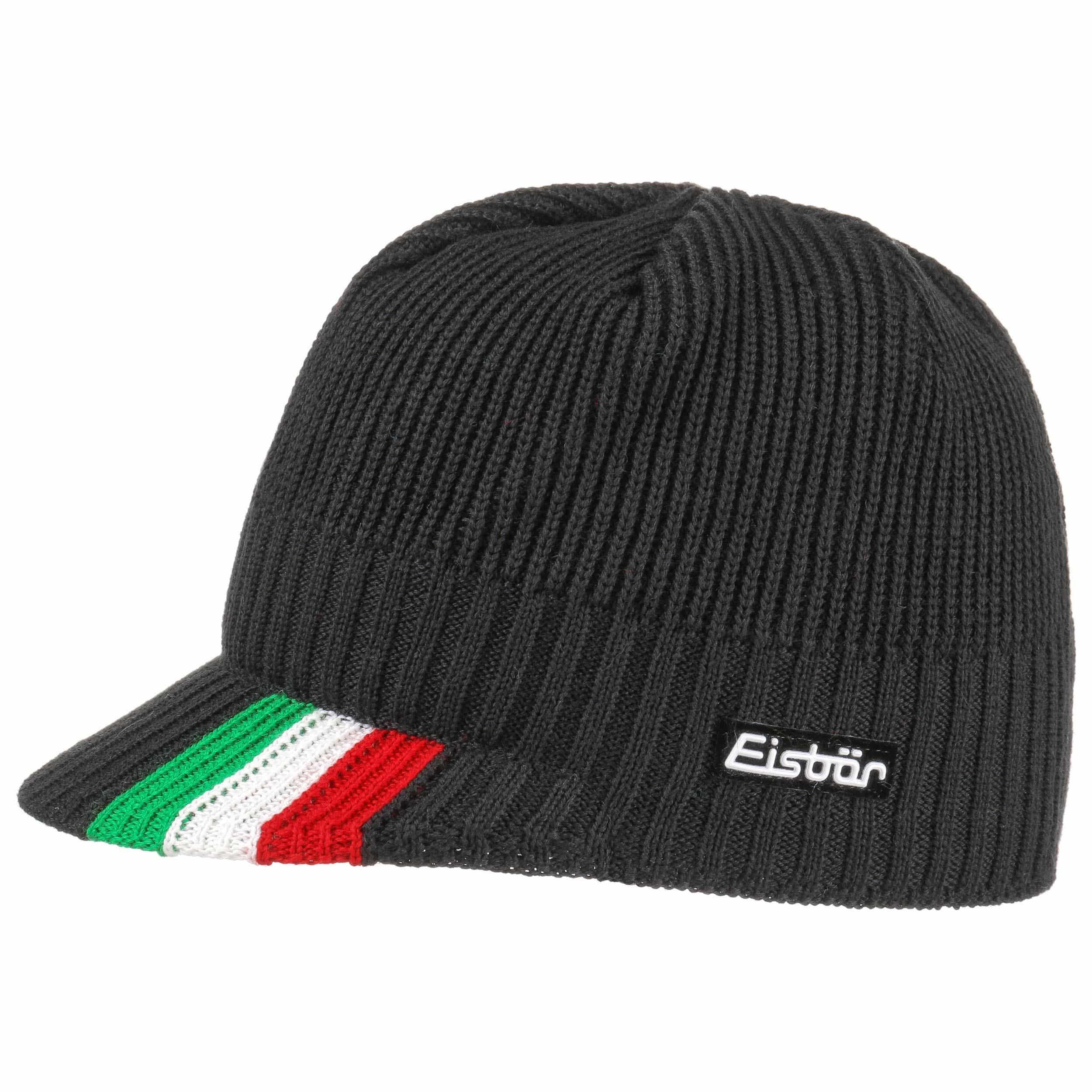 Bonnet Italie Ski Cap by Eisbär , Bonnets  chapkas , chapeaushop.fr