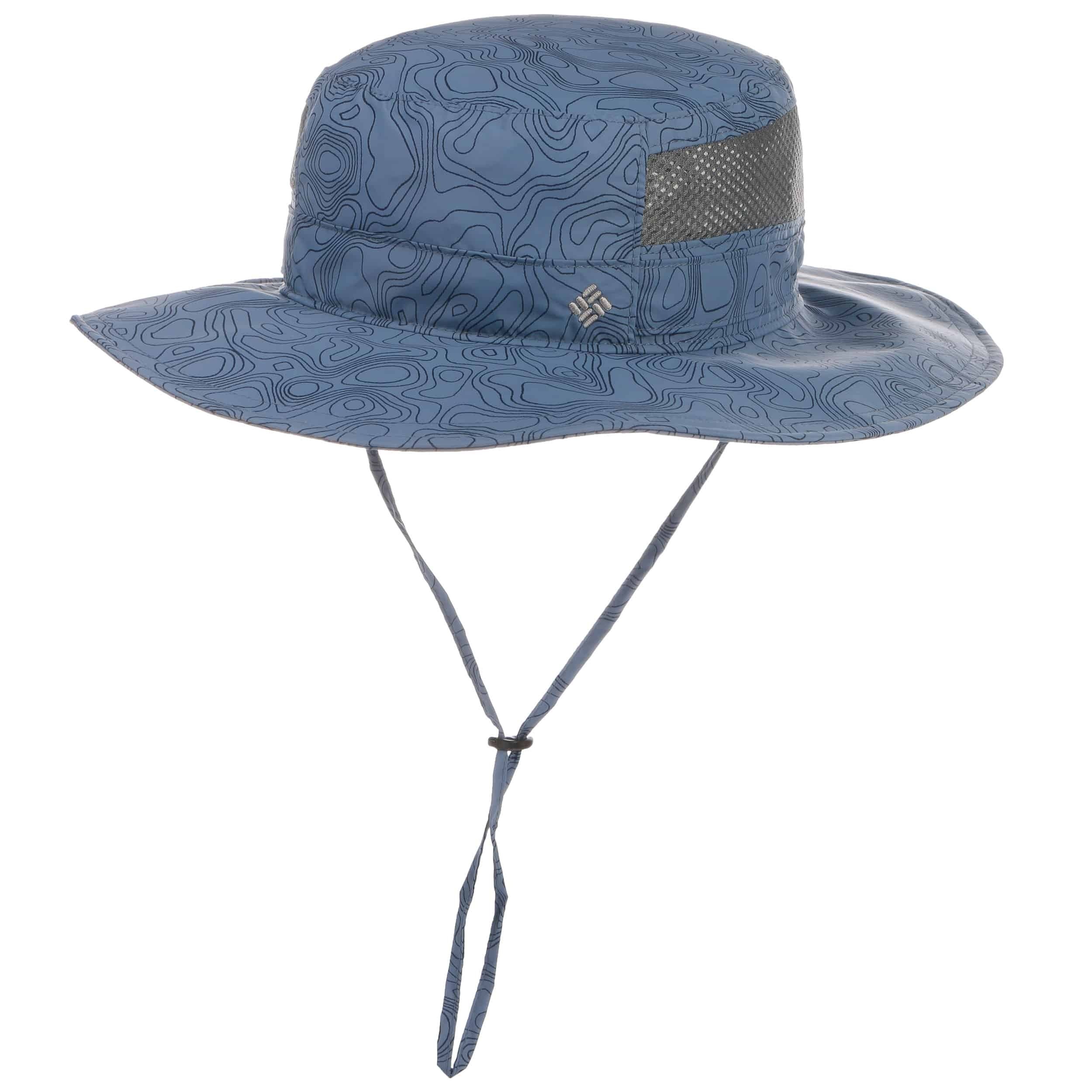 ... Bora Bora Booney Print Fishing Hat by Columbia - blue 6 8b297e145bf
